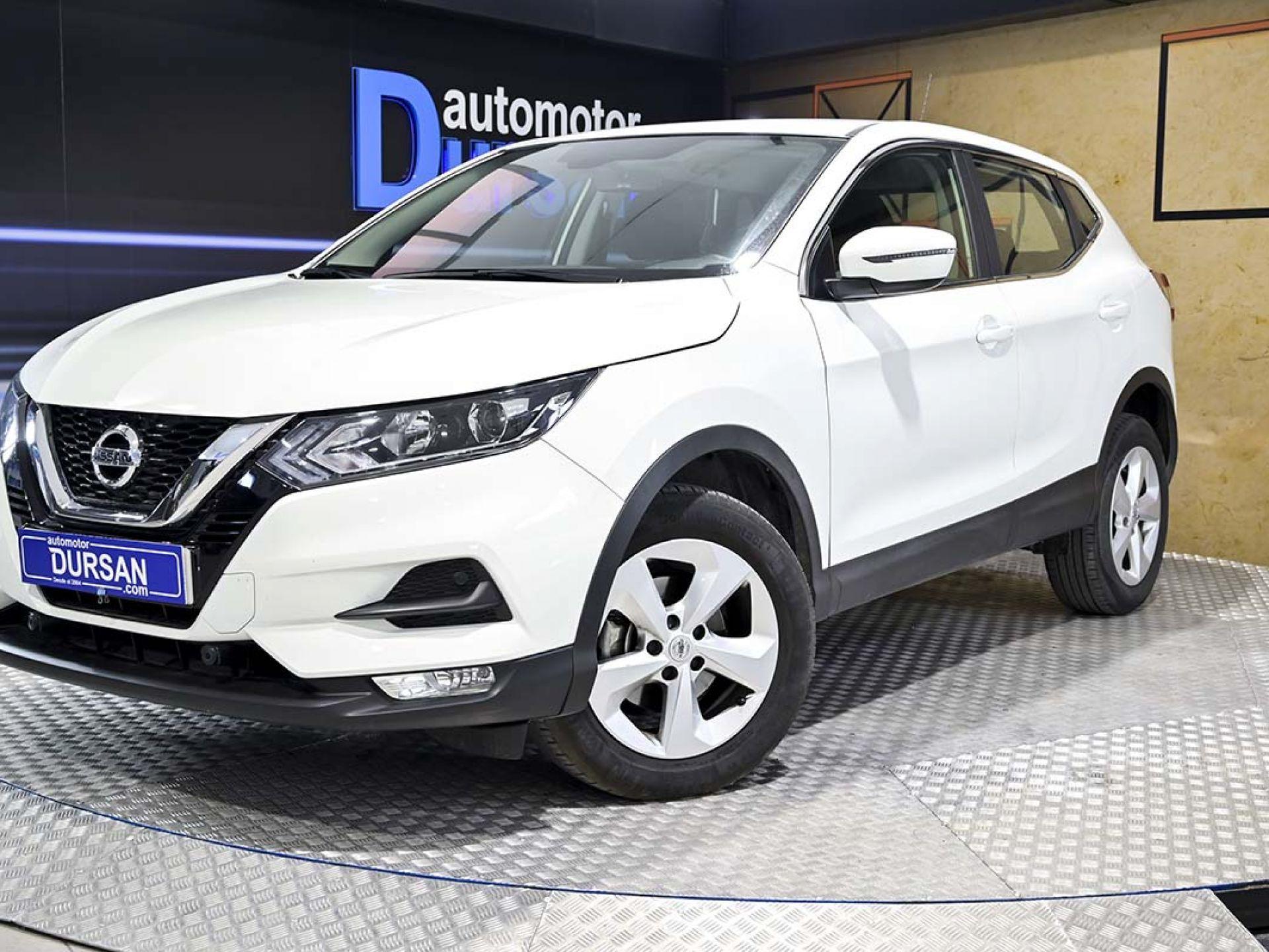Nissan Qashqai ocasión segunda mano 2019 Diésel por 20.490€ en Madrid