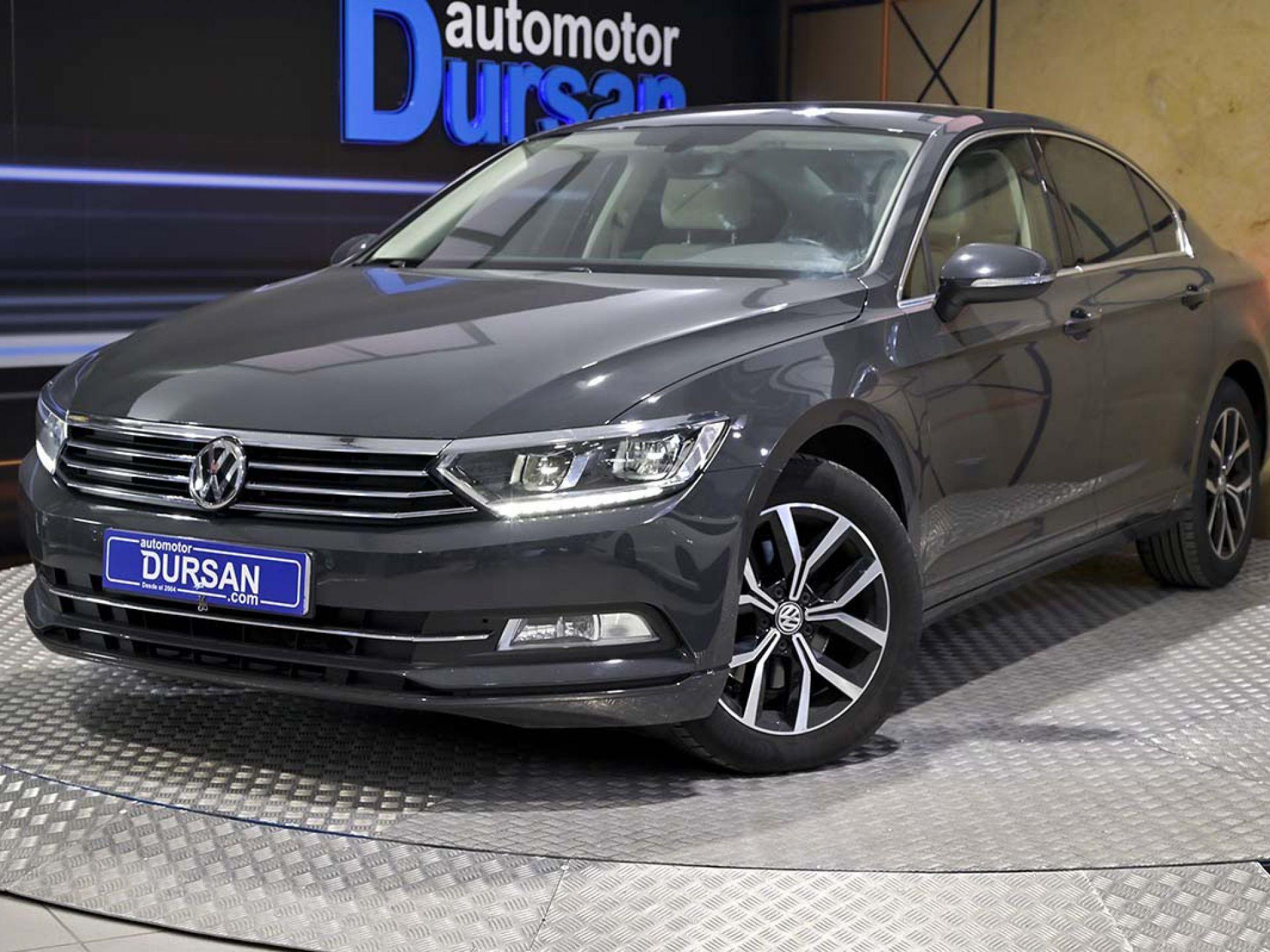 Volkswagen Passat ocasión segunda mano 2018 Diésel por 18.490€ en Madrid