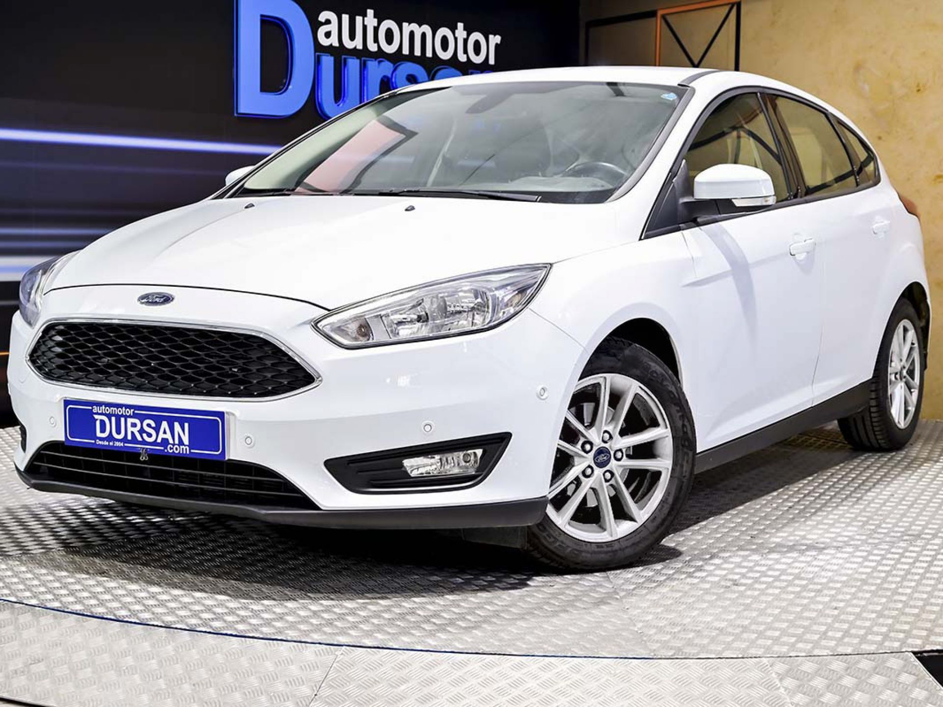 Ford Focus ocasión segunda mano 2018 Diésel por 12.990€ en Madrid