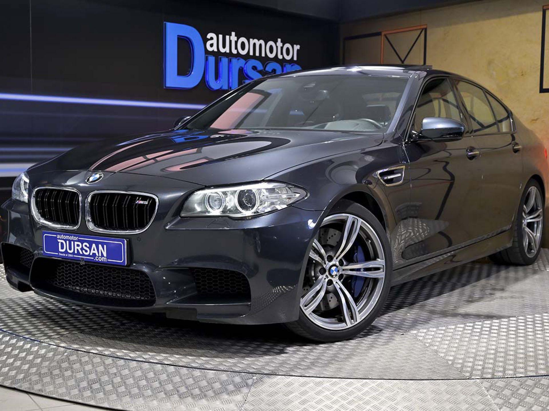 BMW Serie 5 ocasión segunda mano 2015 Gasolina por 54.990€ en Madrid