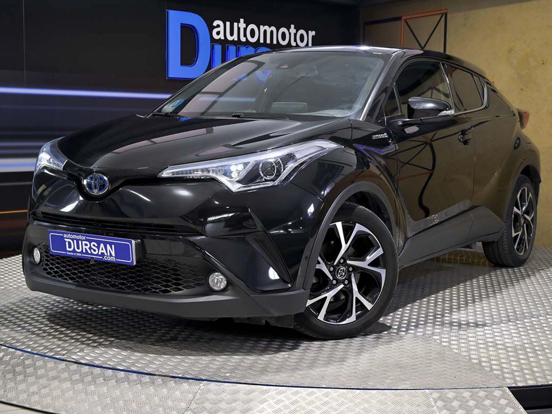 Toyota C-HR ocasión segunda mano 2019 Híbrido por 21.790€ en Madrid