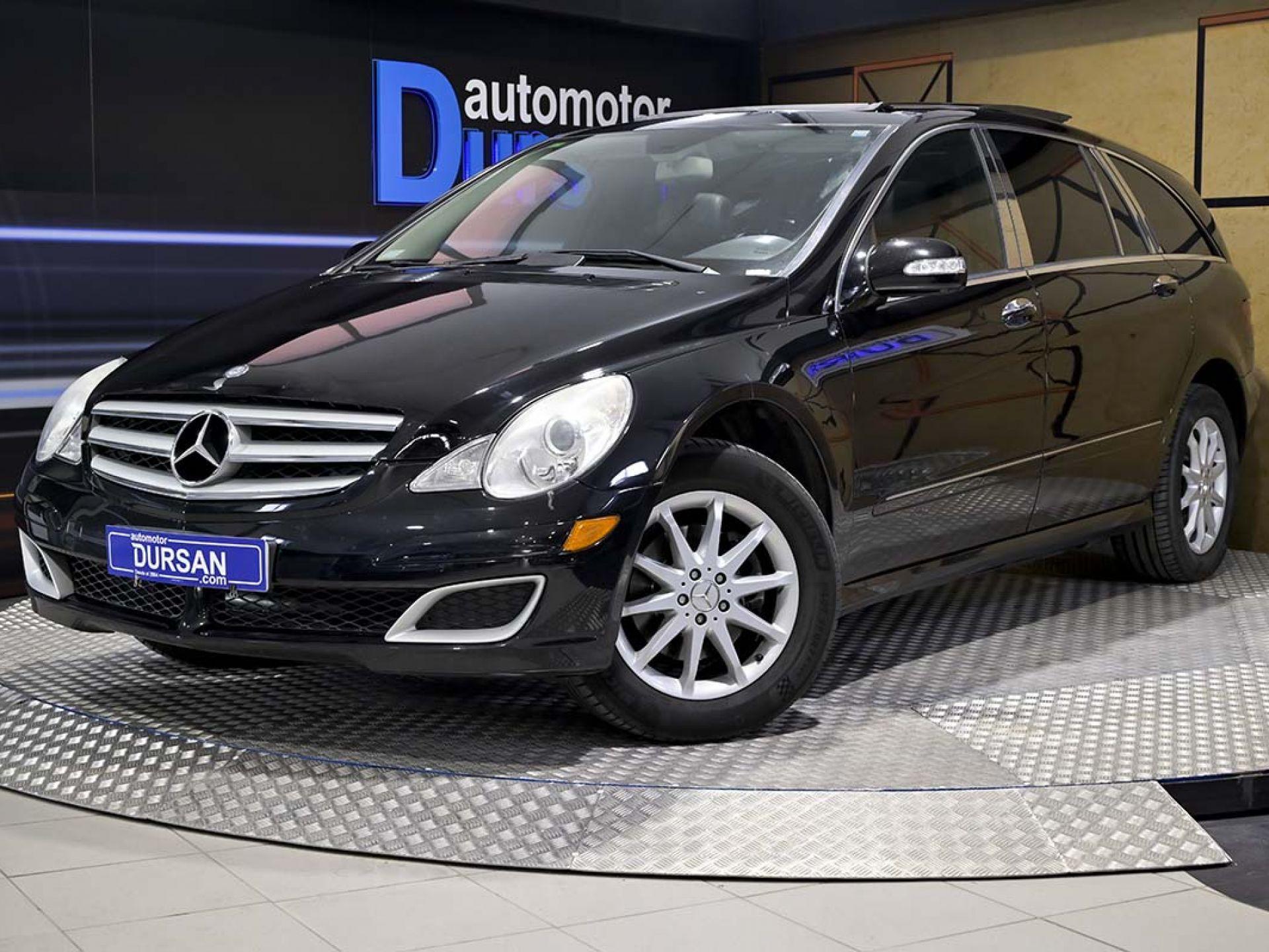 Mercedes Benz Clase R ocasión segunda mano 2007 Gasolina por 9.990€ en Madrid