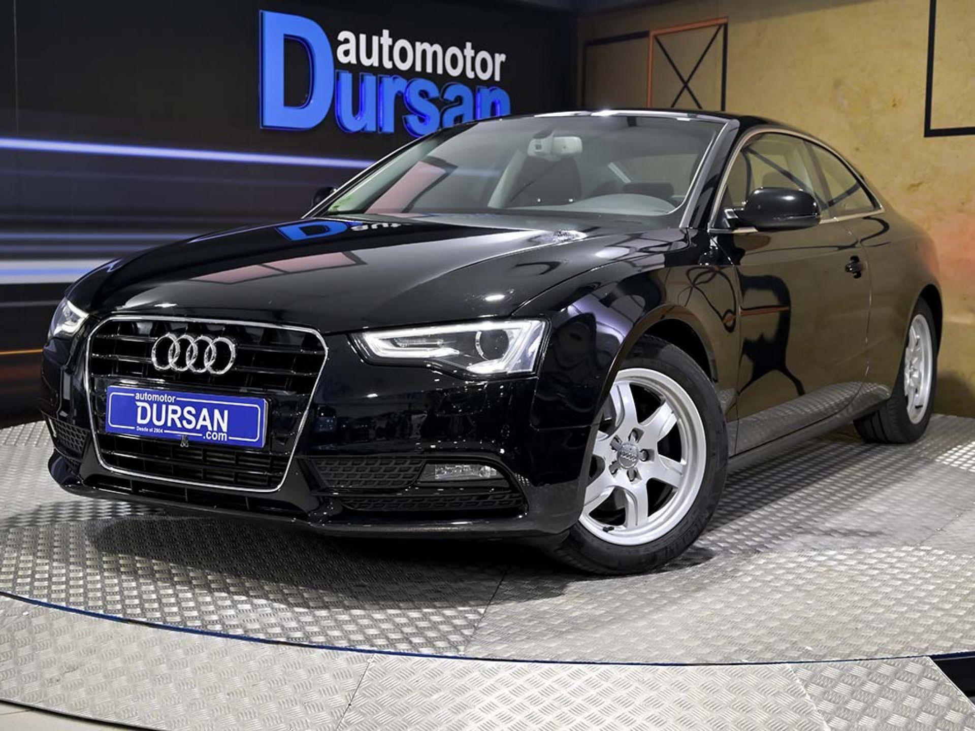 Audi A5 ocasión segunda mano 2012 Gasolina por 15.490€ en Madrid