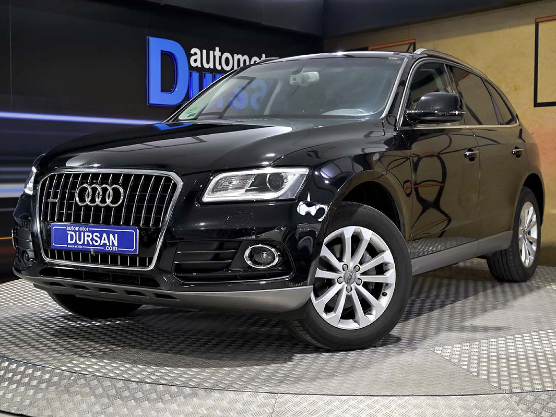 Audi Q5 ocasión segunda mano 2016 Diésel por 26.990€ en Madrid