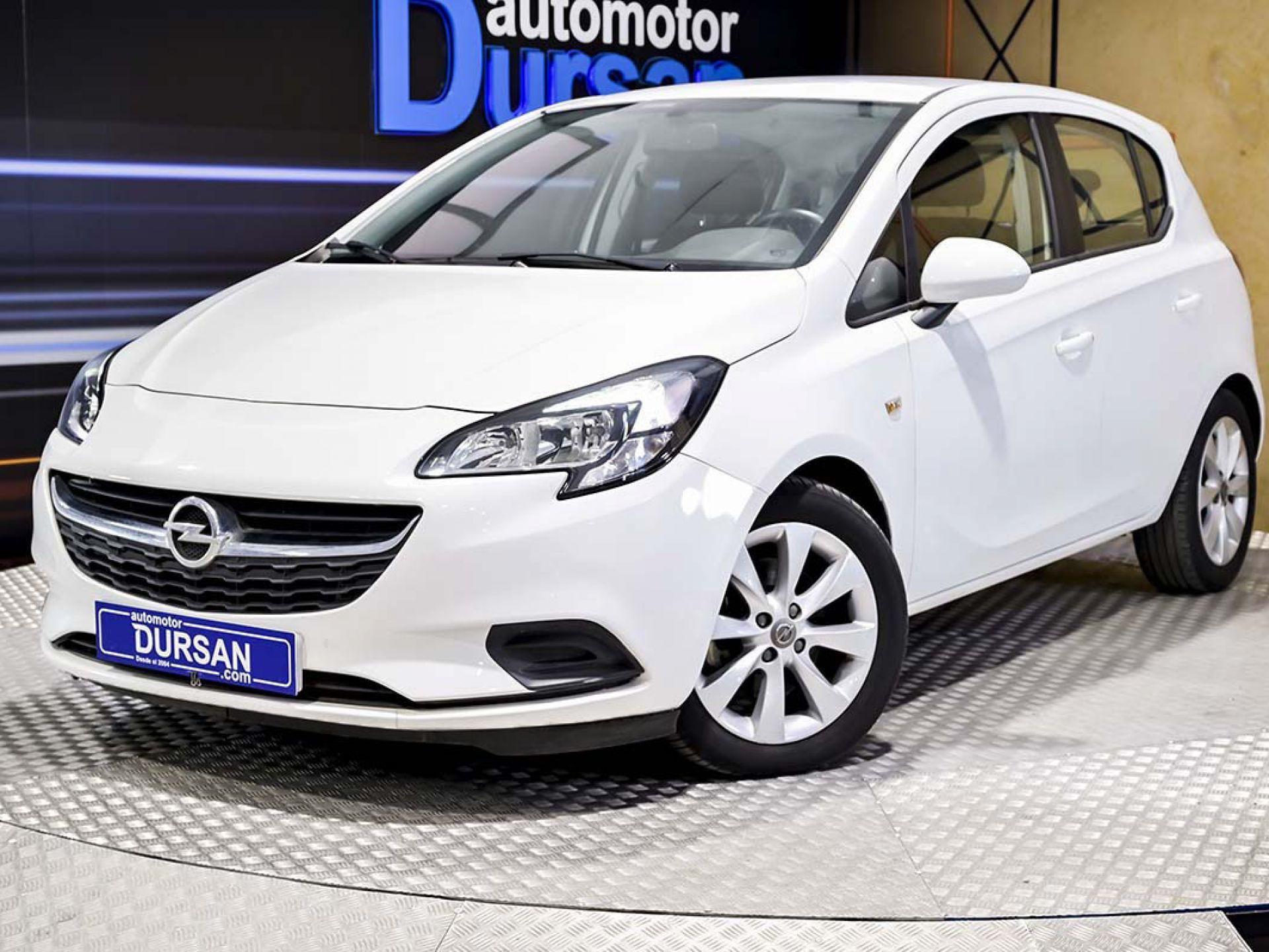 Opel Corsa ocasión segunda mano 2016 Diésel por 9.990€ en Madrid