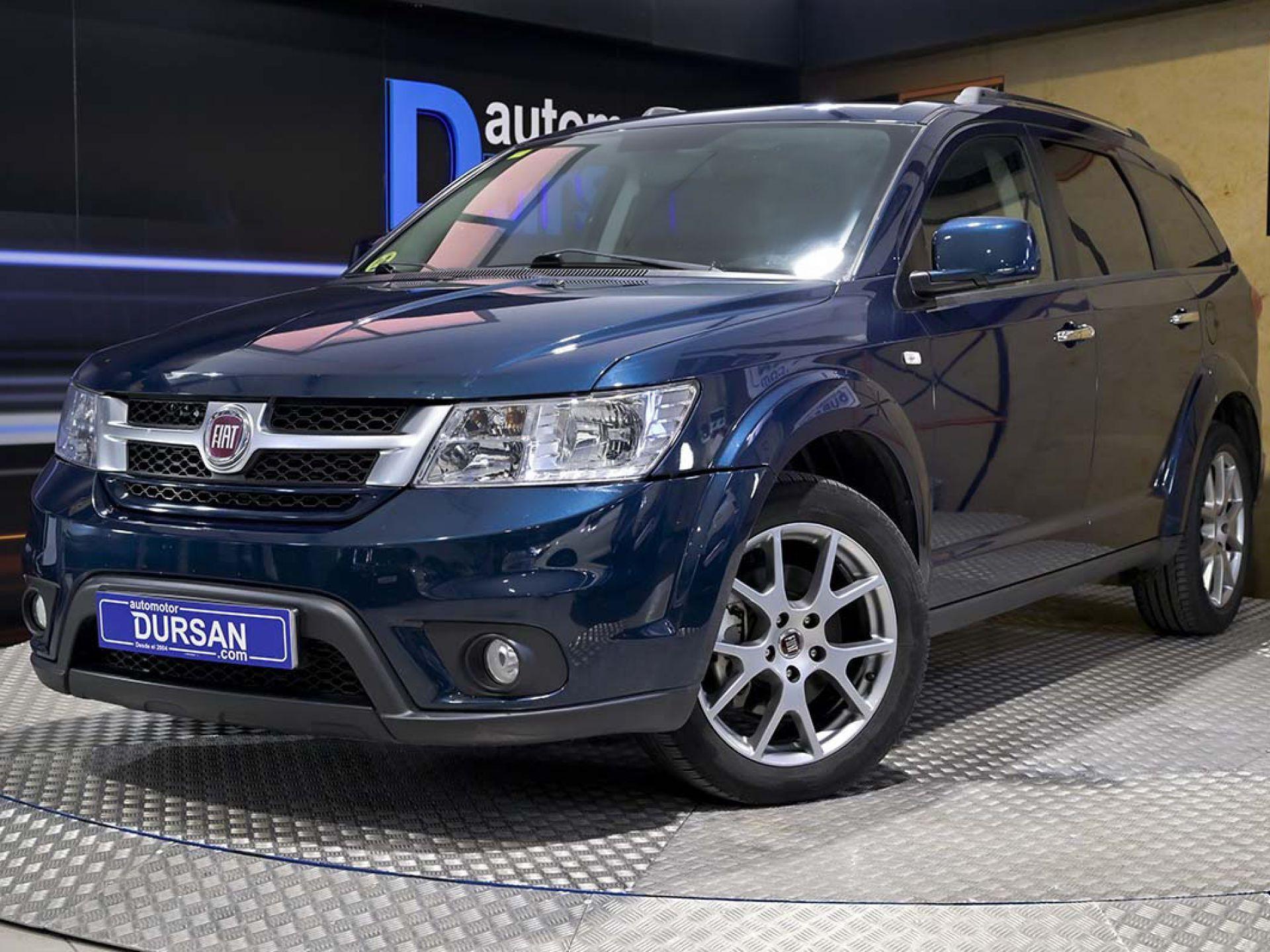 Fiat Freemont ocasión segunda mano 2014 Diésel por 13.990€ en Madrid