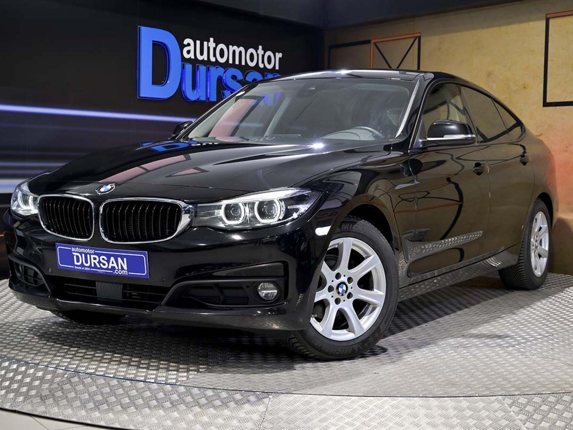 BMW Serie 3 ocasión segunda mano 2018 Diésel por 23.990€ en Madrid