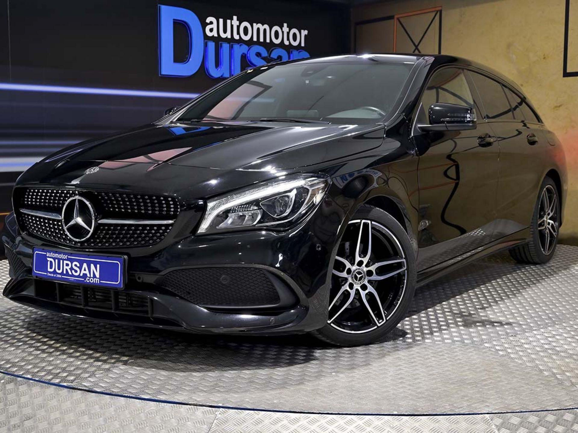 Mercedes Benz Clase CLA ocasión segunda mano 2018 Gasolina por 28.990€ en Madrid