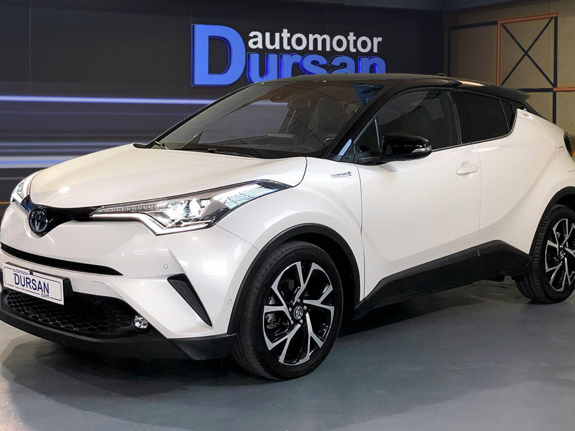 Toyota C-HR ocasión segunda mano 2017 Híbrido por 20.900€ en Madrid