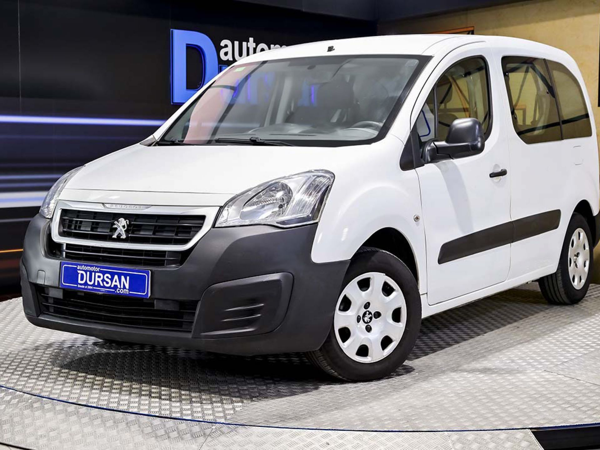 Peugeot Partner ocasión segunda mano 2016 Diésel por 11.490€ en Madrid