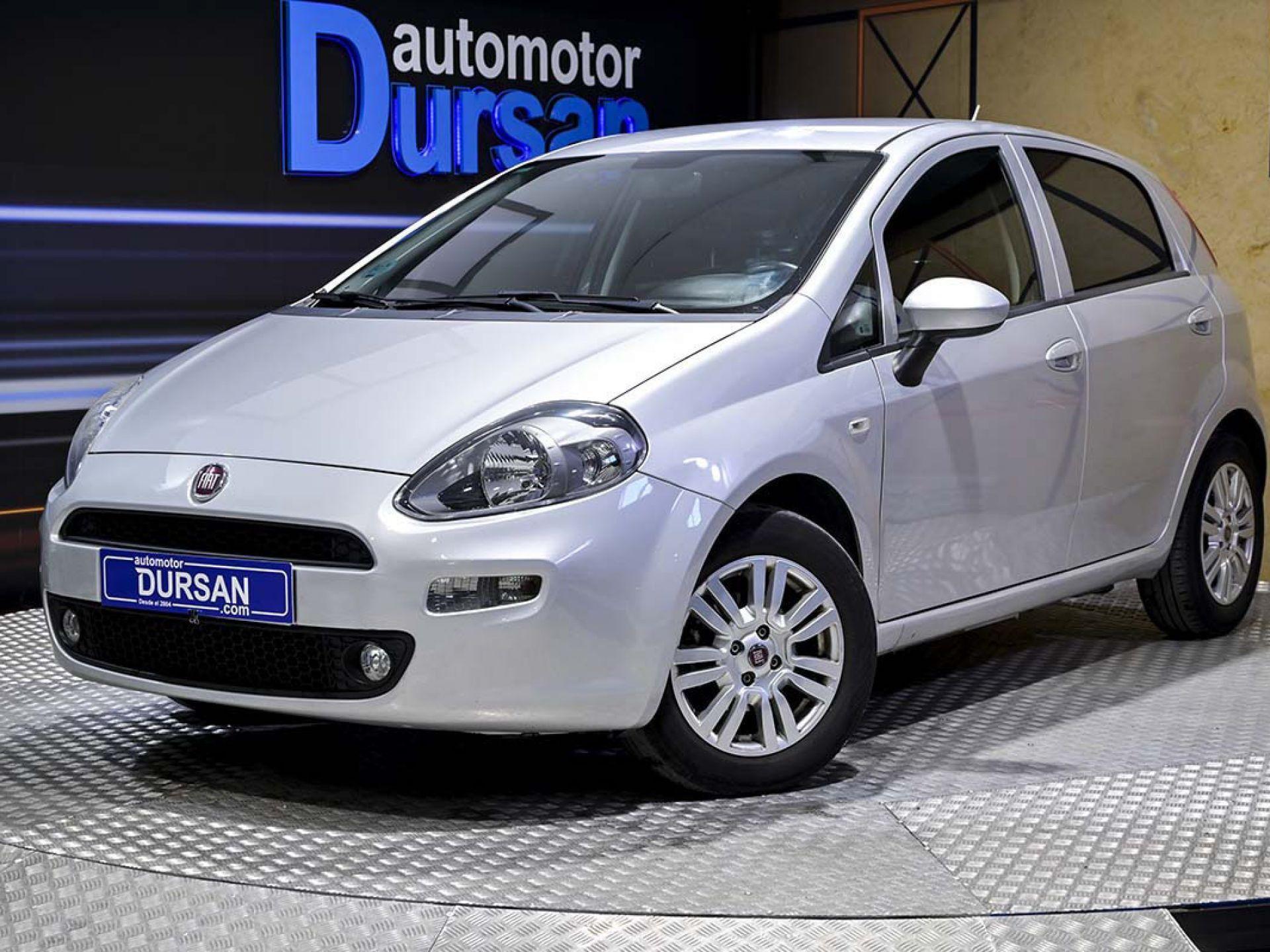 Fiat Punto  ocasión segunda mano 2016 Gasolina por 6.990€ en Madrid