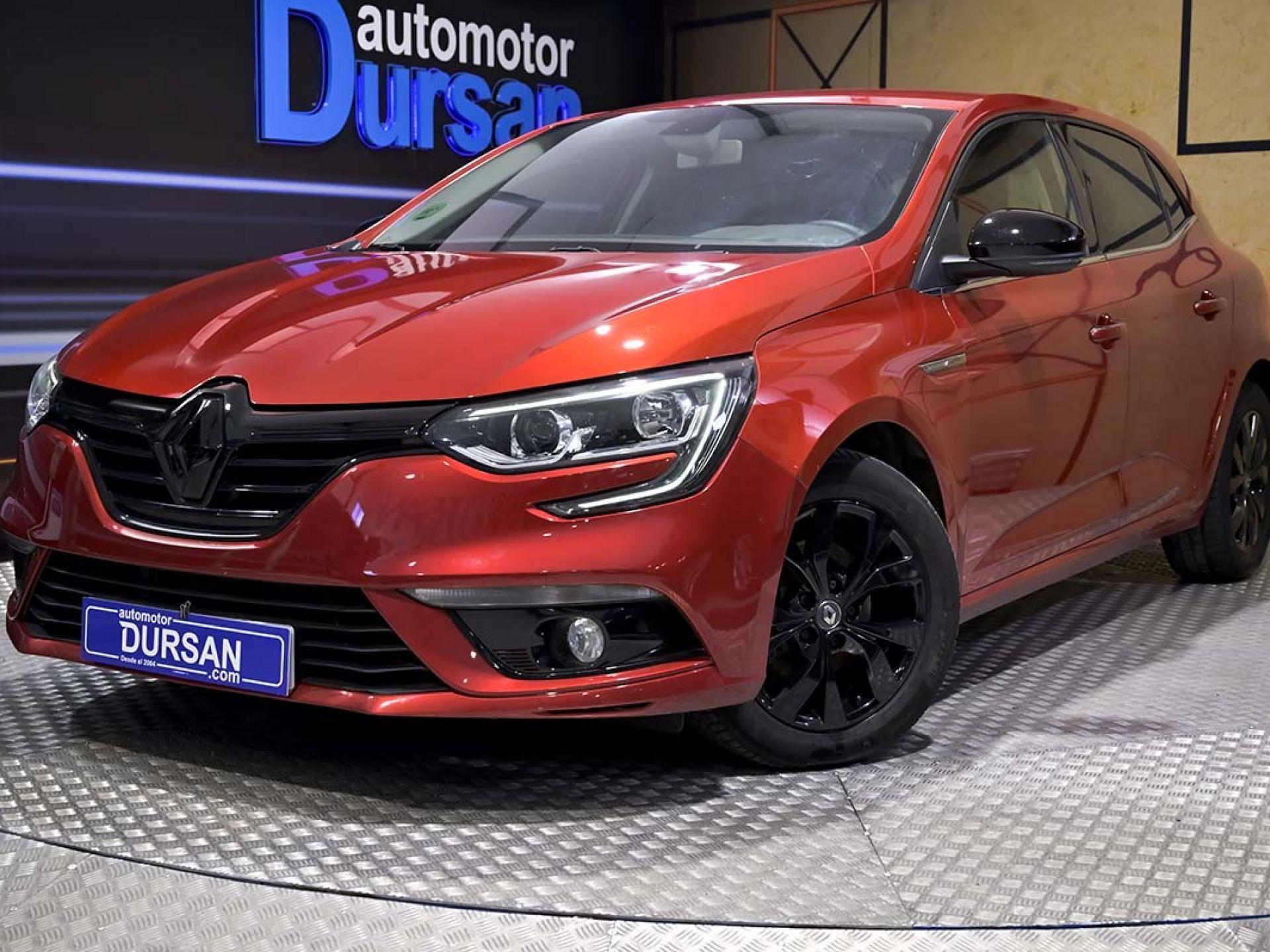 Renault Megane ocasión segunda mano 2018 Gasolina por 15.990€ en Madrid