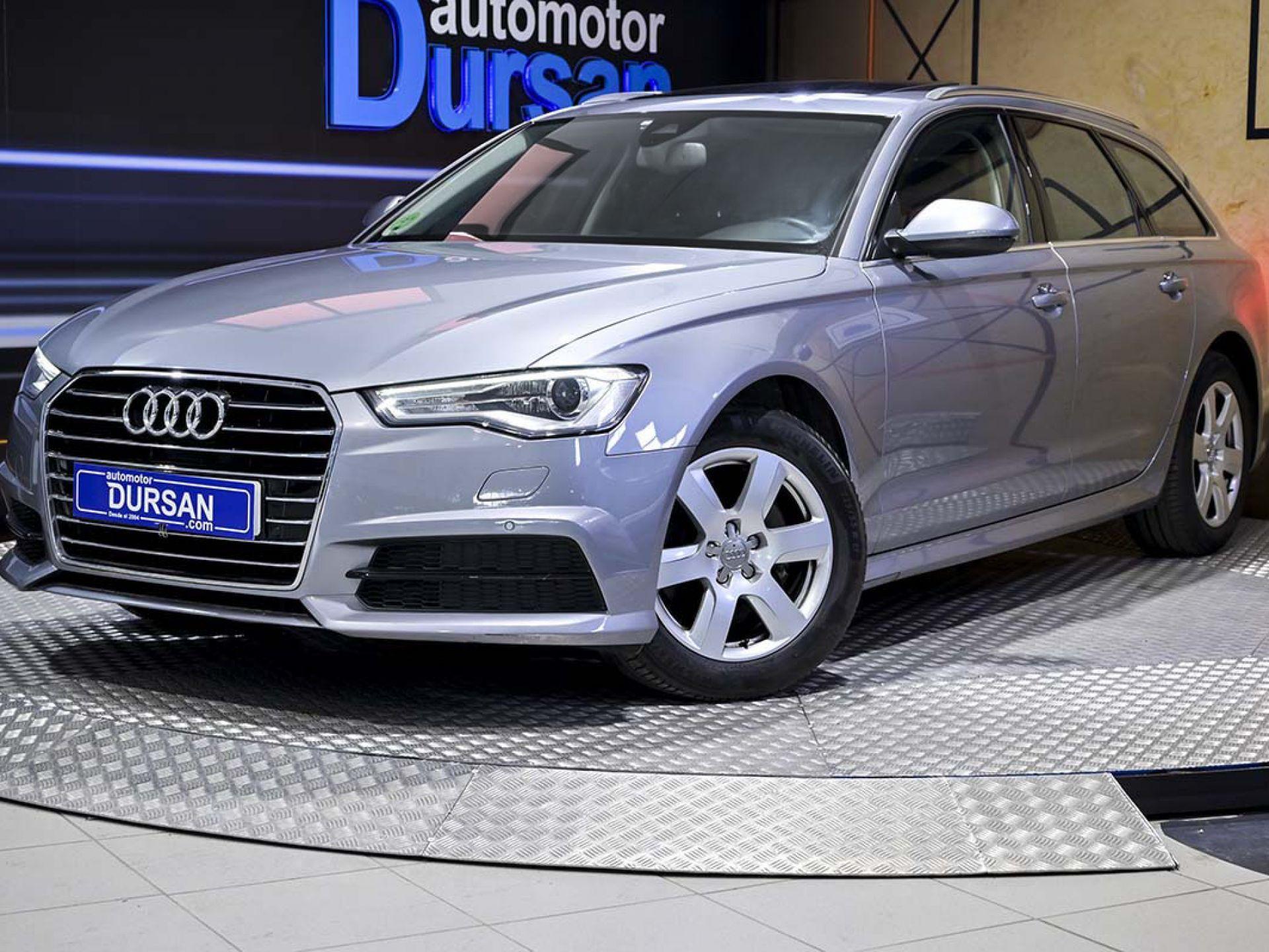 Audi A6 ocasión segunda mano 2018 Diésel por 26.990€ en Madrid