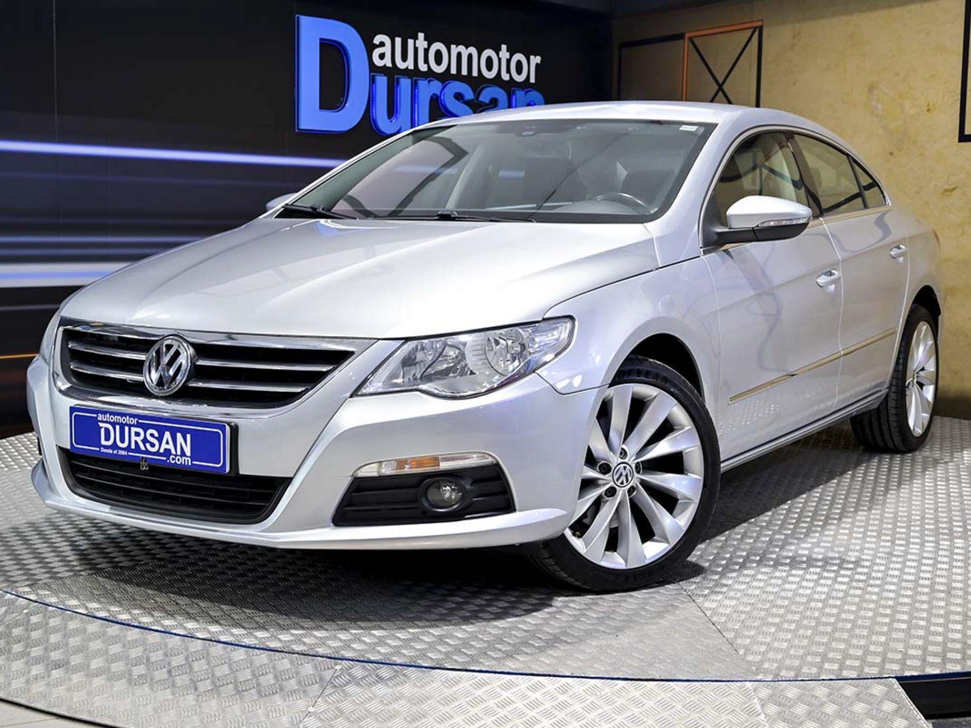 Volkswagen Passat CC ocasión segunda mano 2009 Gasolina por 9.990€ en Madrid