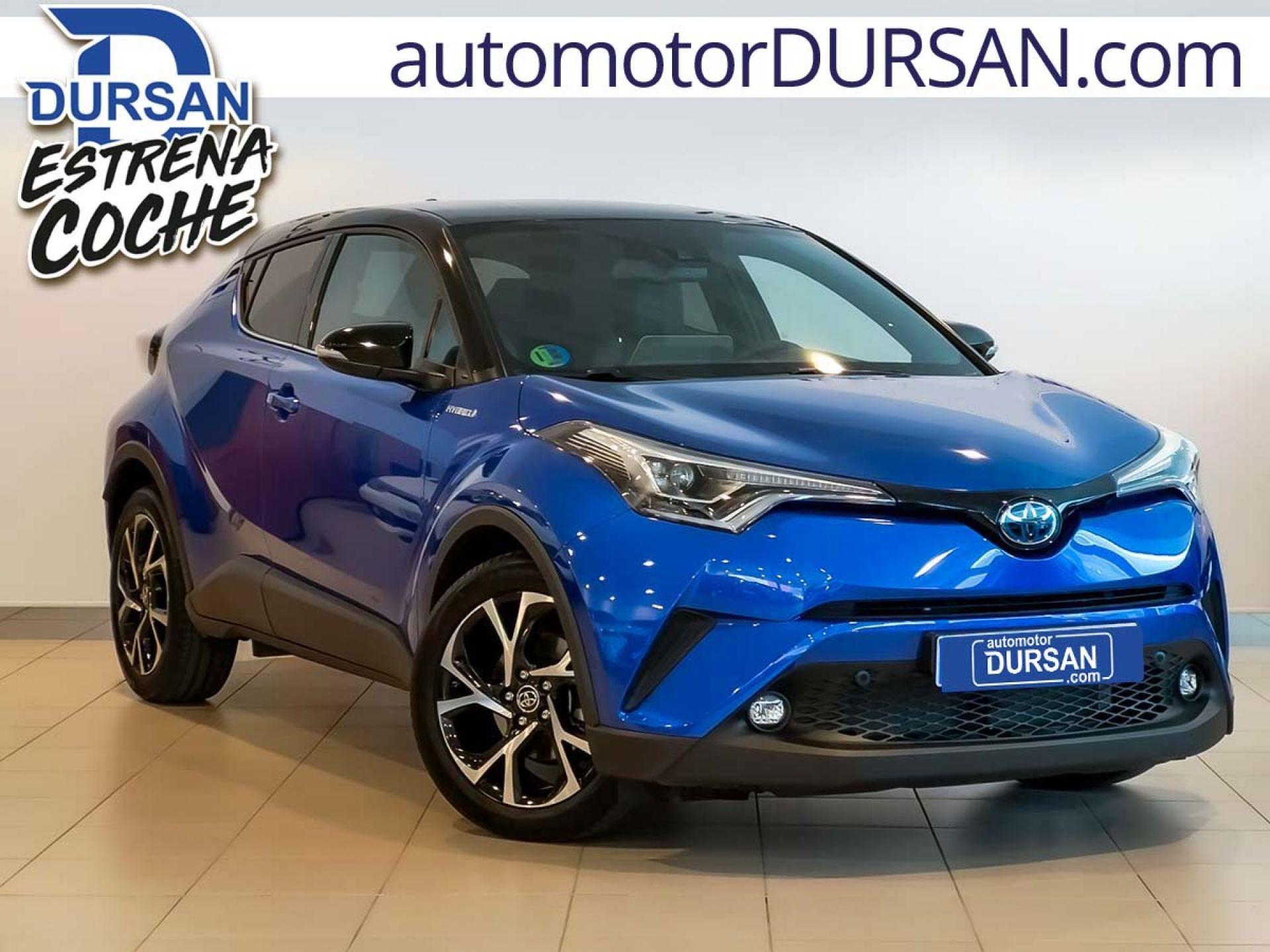 Toyota C-HR ocasión segunda mano 2019 Híbrido por 25.500€ en Madrid