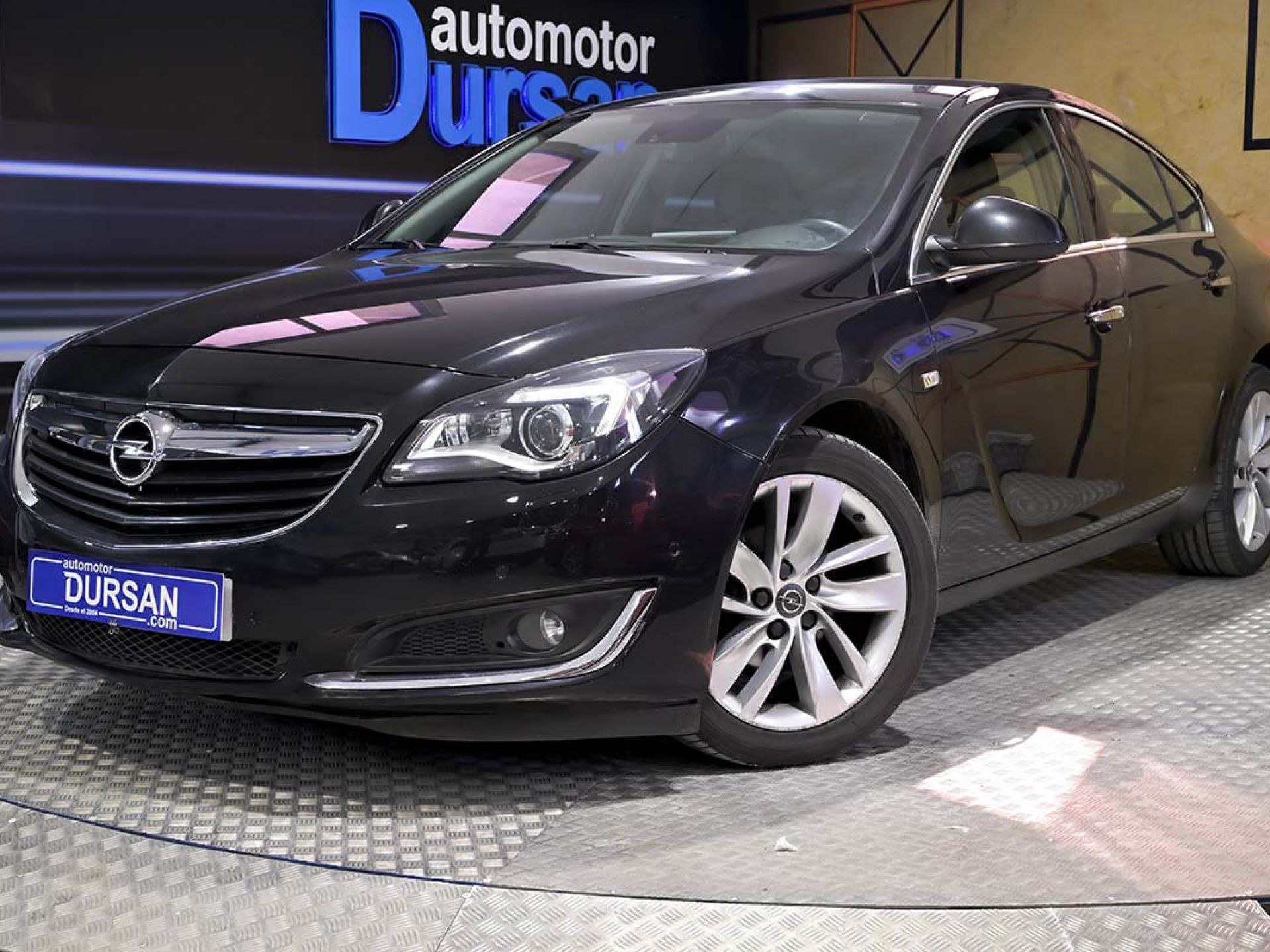 Opel Insignia  ocasión segunda mano 2016 Diésel por 11.990€ en Madrid