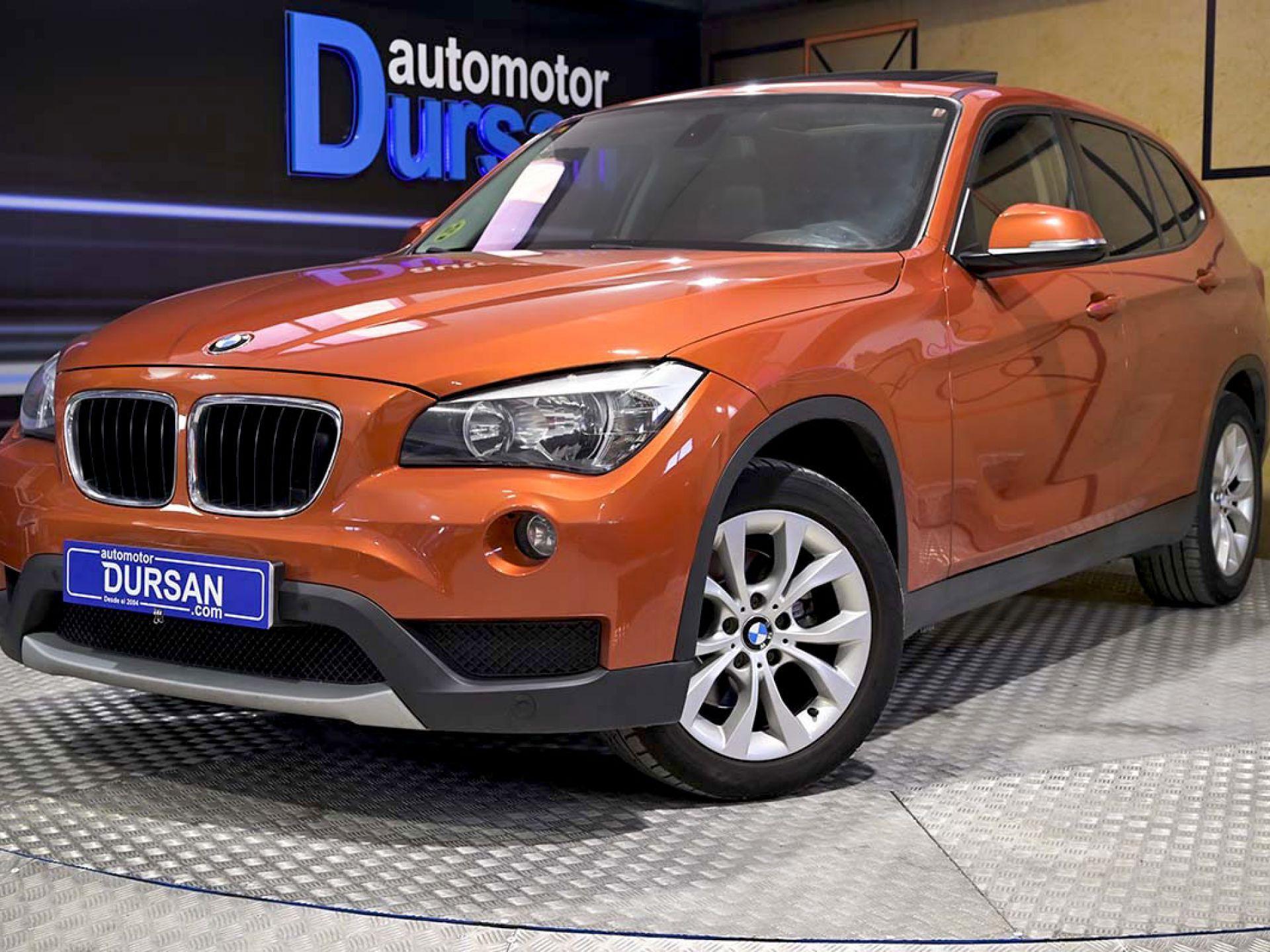 BMW X1 ocasión segunda mano 2013 Diésel por 11.990€ en Madrid