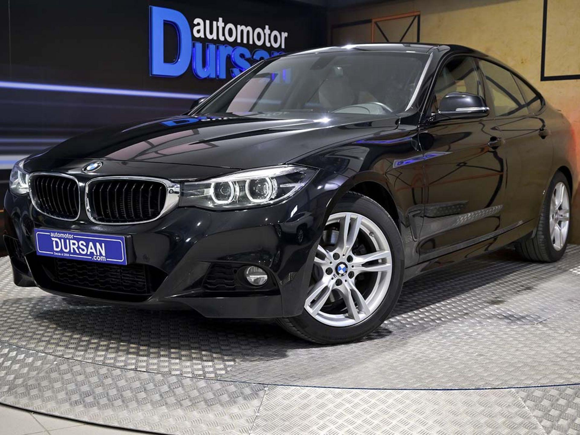 BMW Serie 3 ocasión segunda mano 2018 Diésel por 31.990€ en Madrid