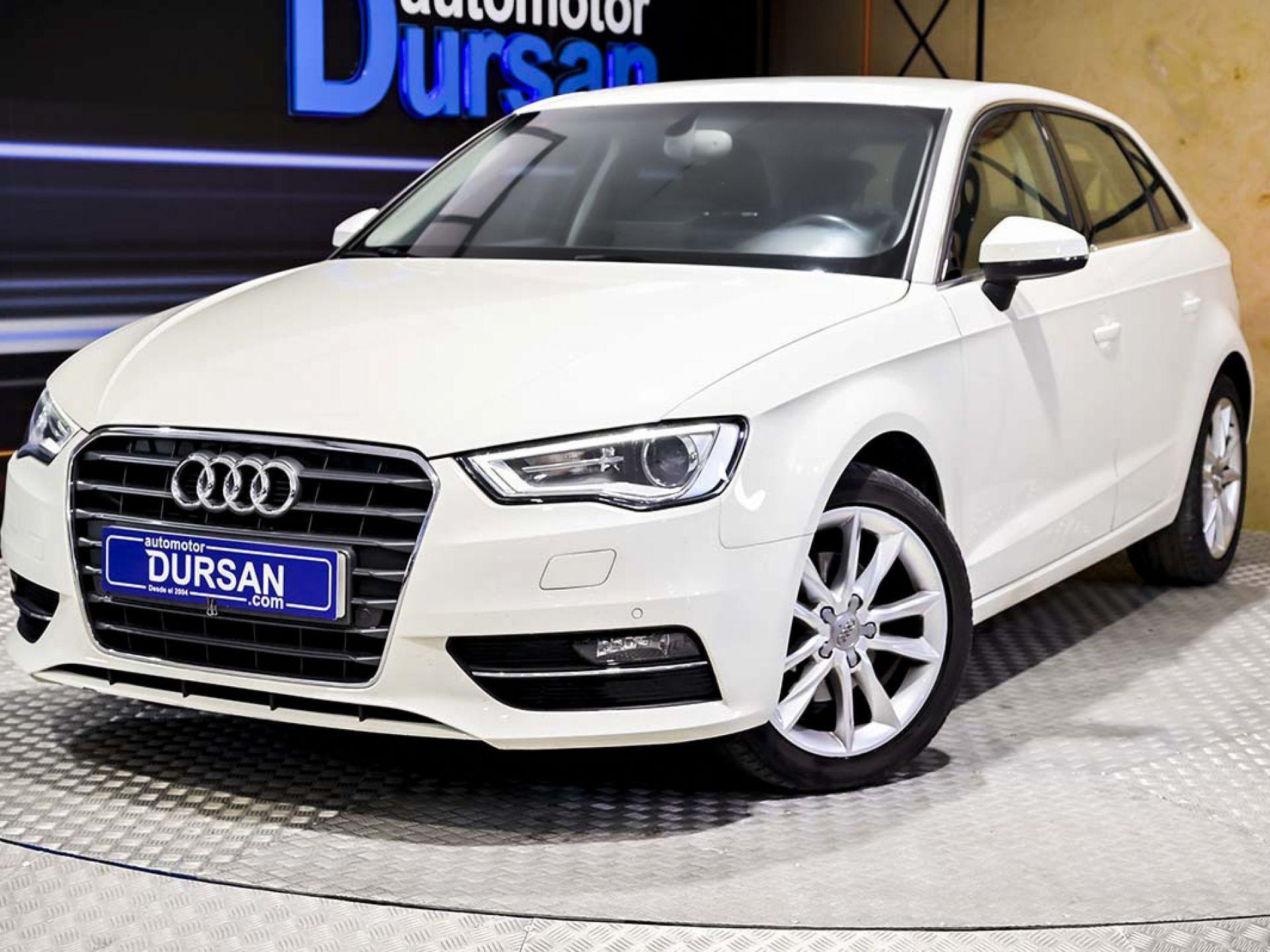 Audi A3 ocasión segunda mano 2015 Diésel por 14.990€ en Madrid