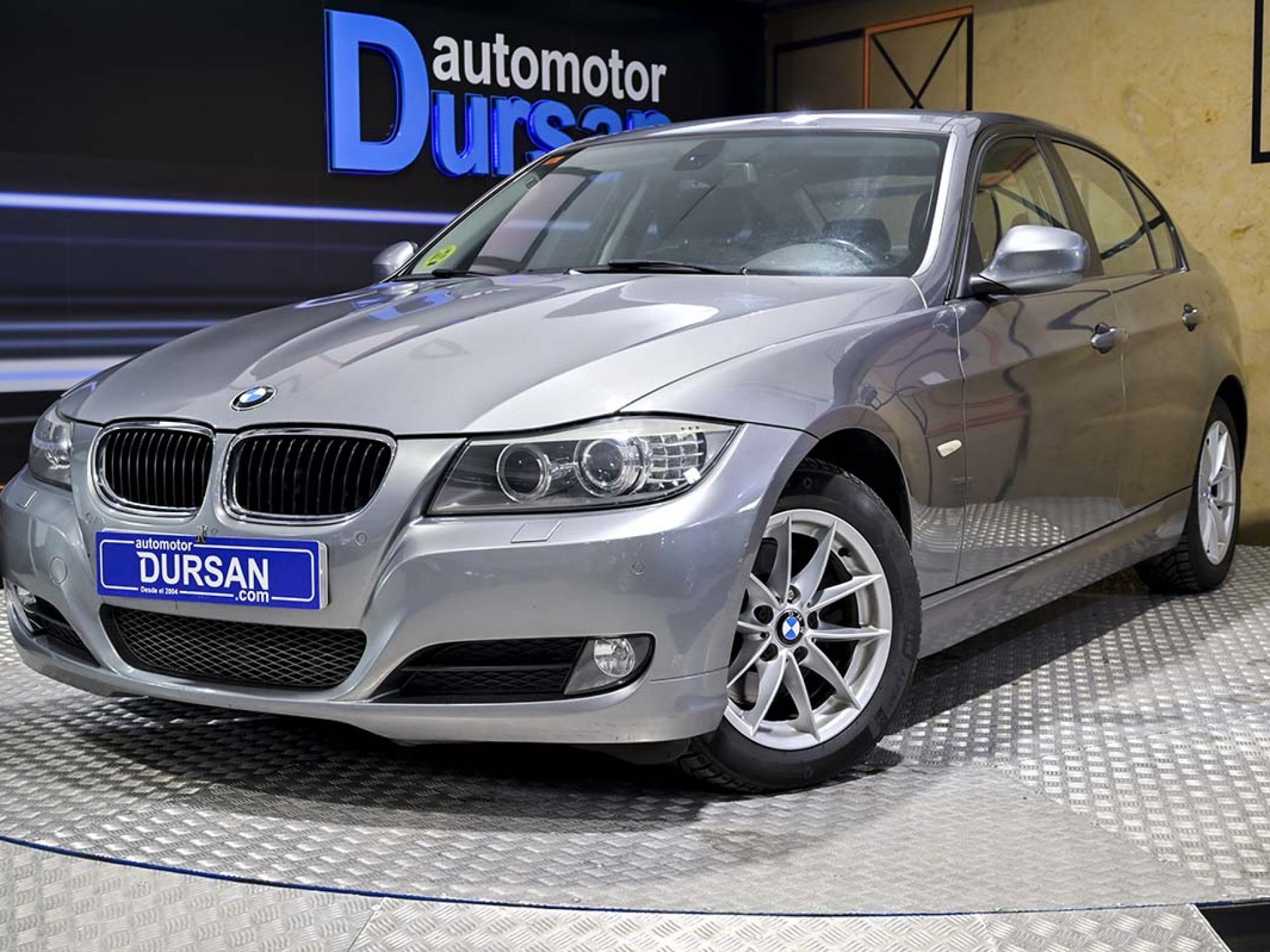 BMW Serie 3 ocasión segunda mano 2009 Diésel por 7.490€ en Madrid
