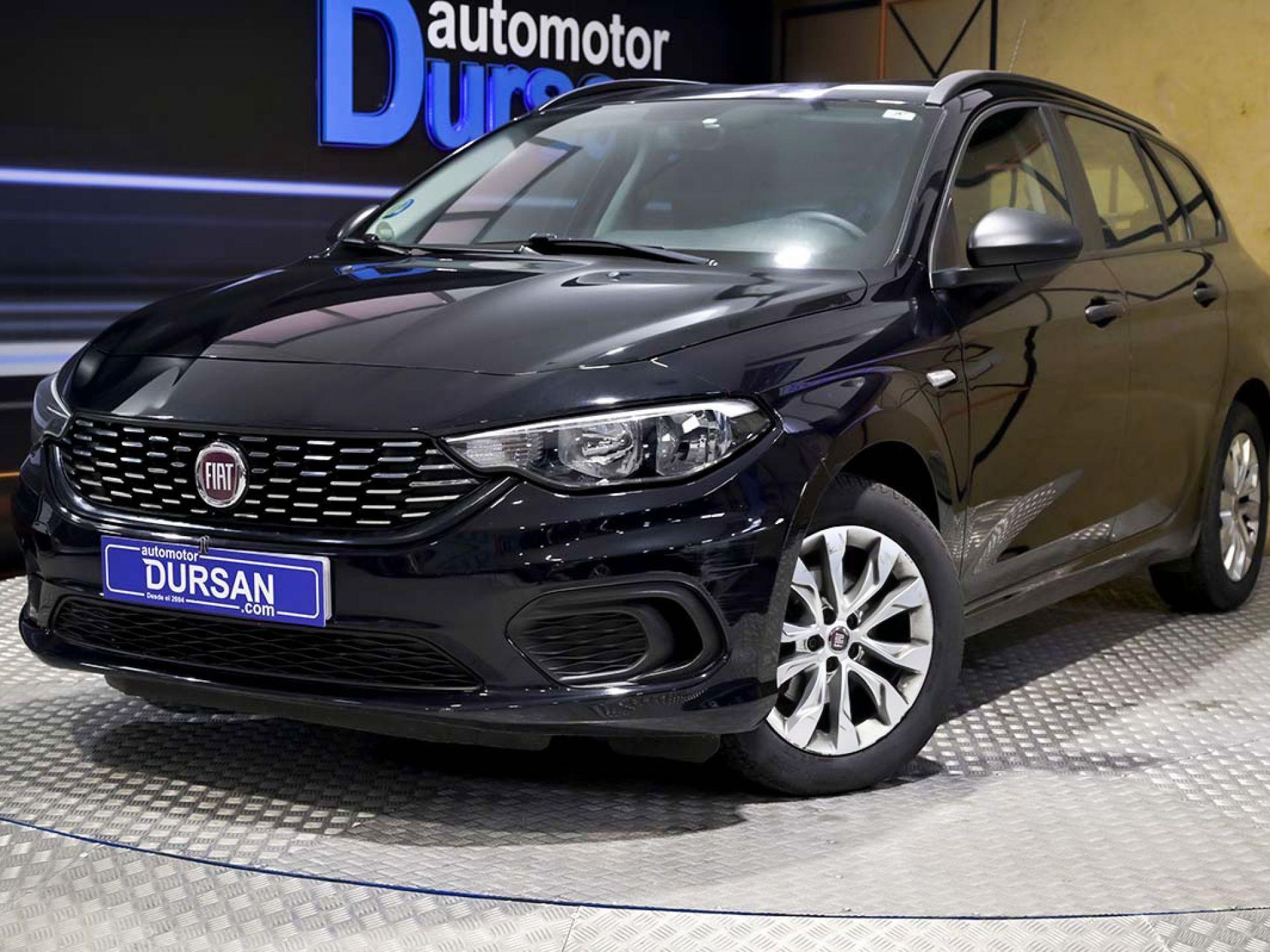 Fiat Tipo ocasión segunda mano 2018 Gas licuado (GLP) por 10.490€ en Madrid