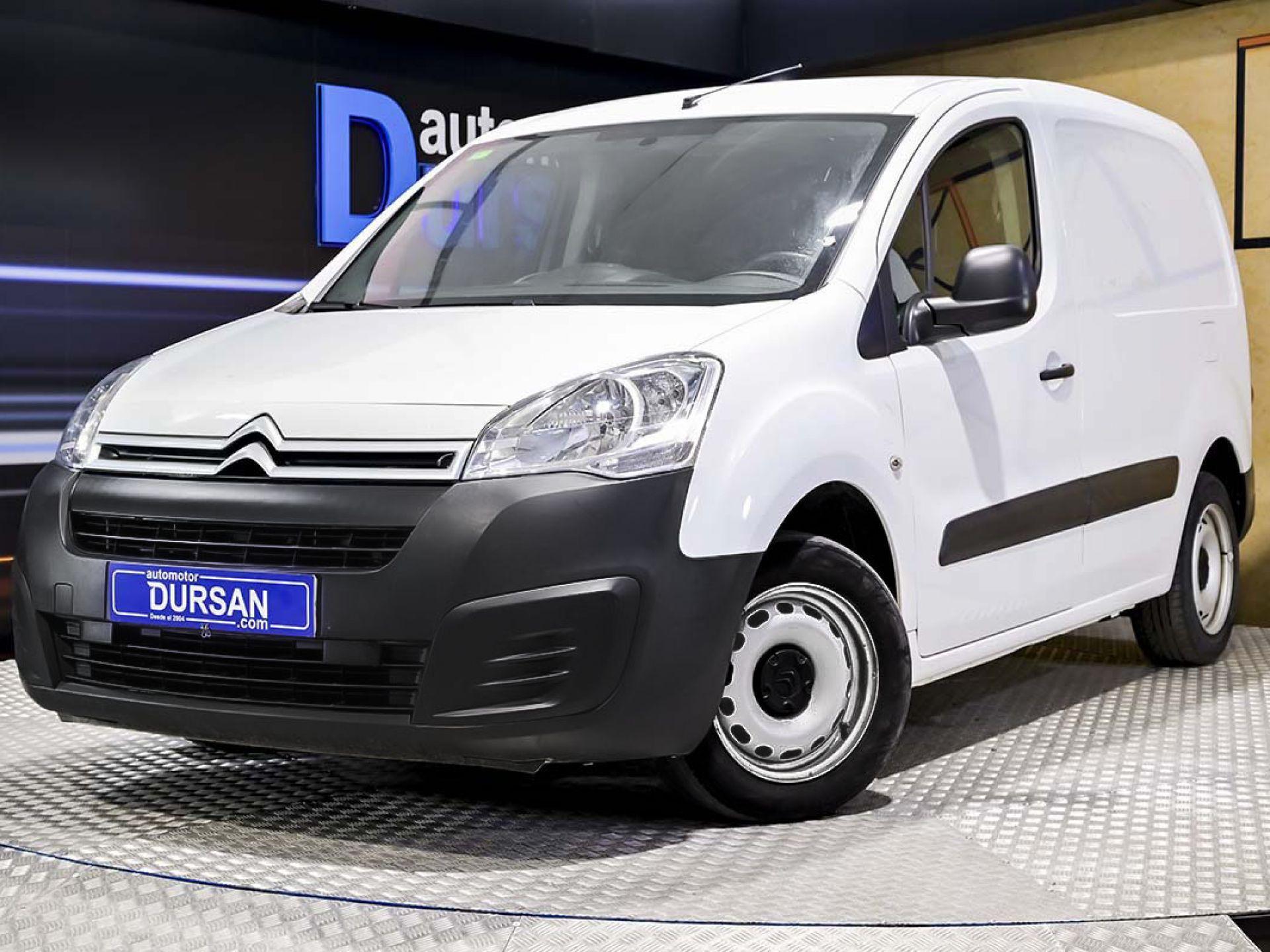 Citroën Berlingo ocasión segunda mano 2018 Diésel por 9.990€ en Madrid
