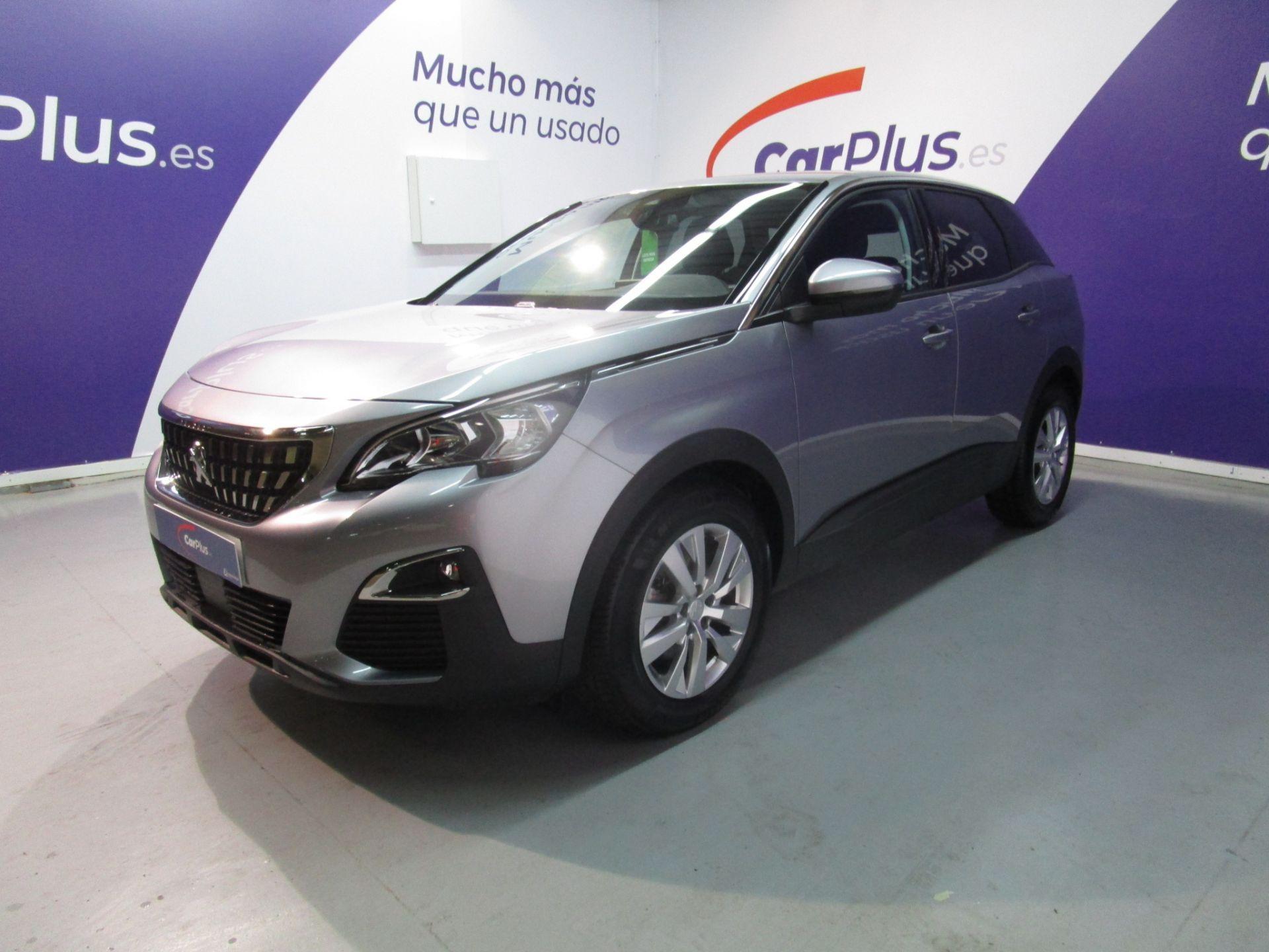 Peugeot 3008 ocasión segunda mano 2020 Diésel por 23.900€ en Madrid
