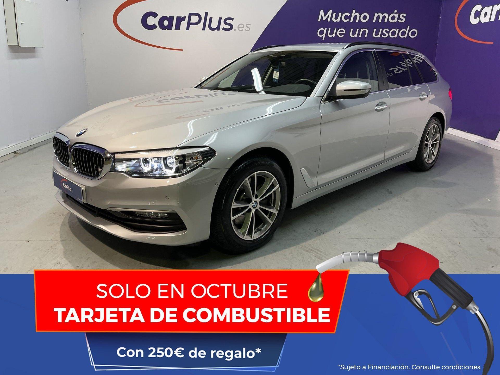 BMW Serie 5 ocasión segunda mano 2019 Diésel por 32.990€ en Madrid