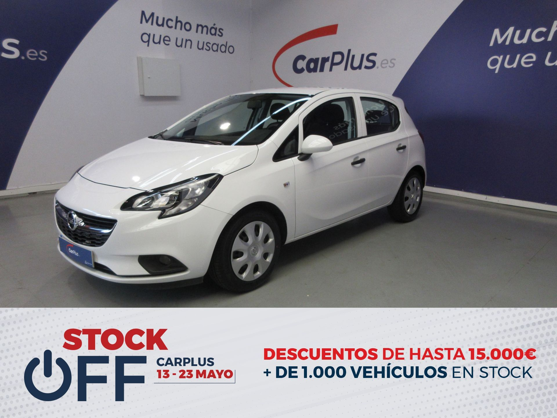 Opel Corsa ocasión segunda mano 2018 Gasolina por 8.990€ en Madrid
