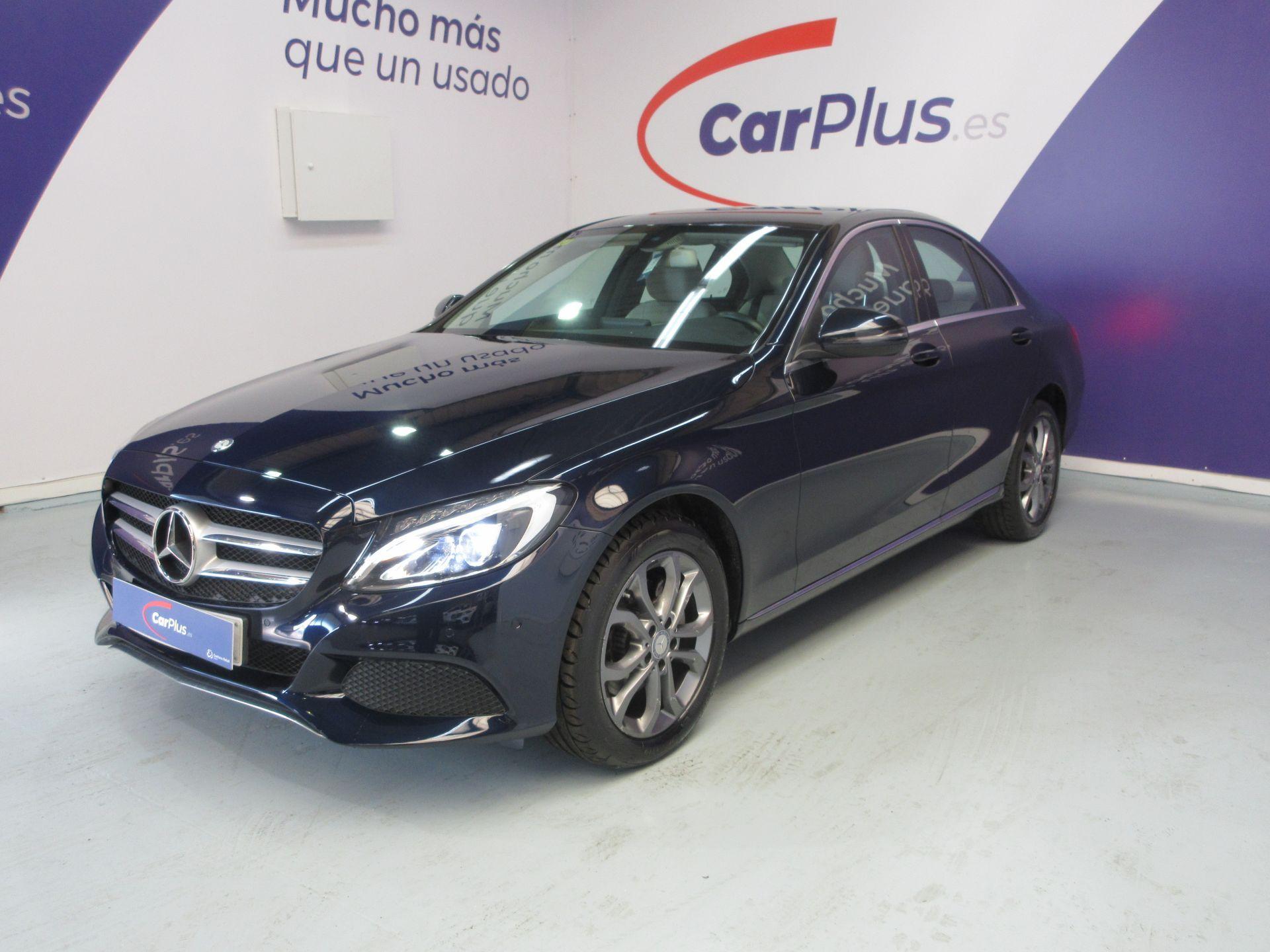 Mercedes Benz Clase C ocasión segunda mano 2017 Diésel por 24.990€ en Madrid