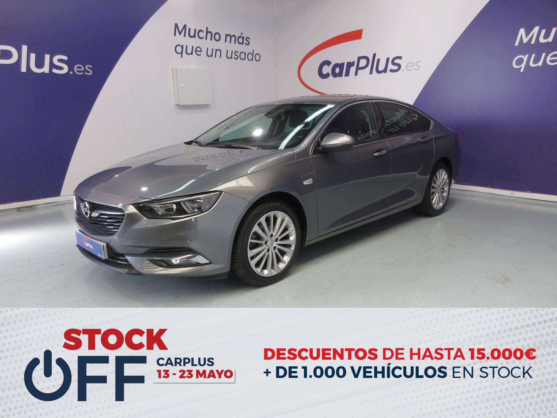 Opel Insignia  ocasión segunda mano 2019 Gasolina por 14.490€ en Madrid