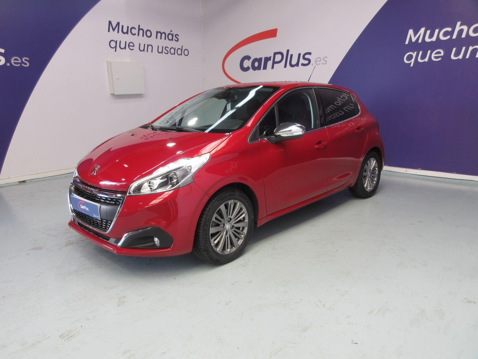 Array Peugeot 208 2018 Gasolina por 13.890€ en Madrid