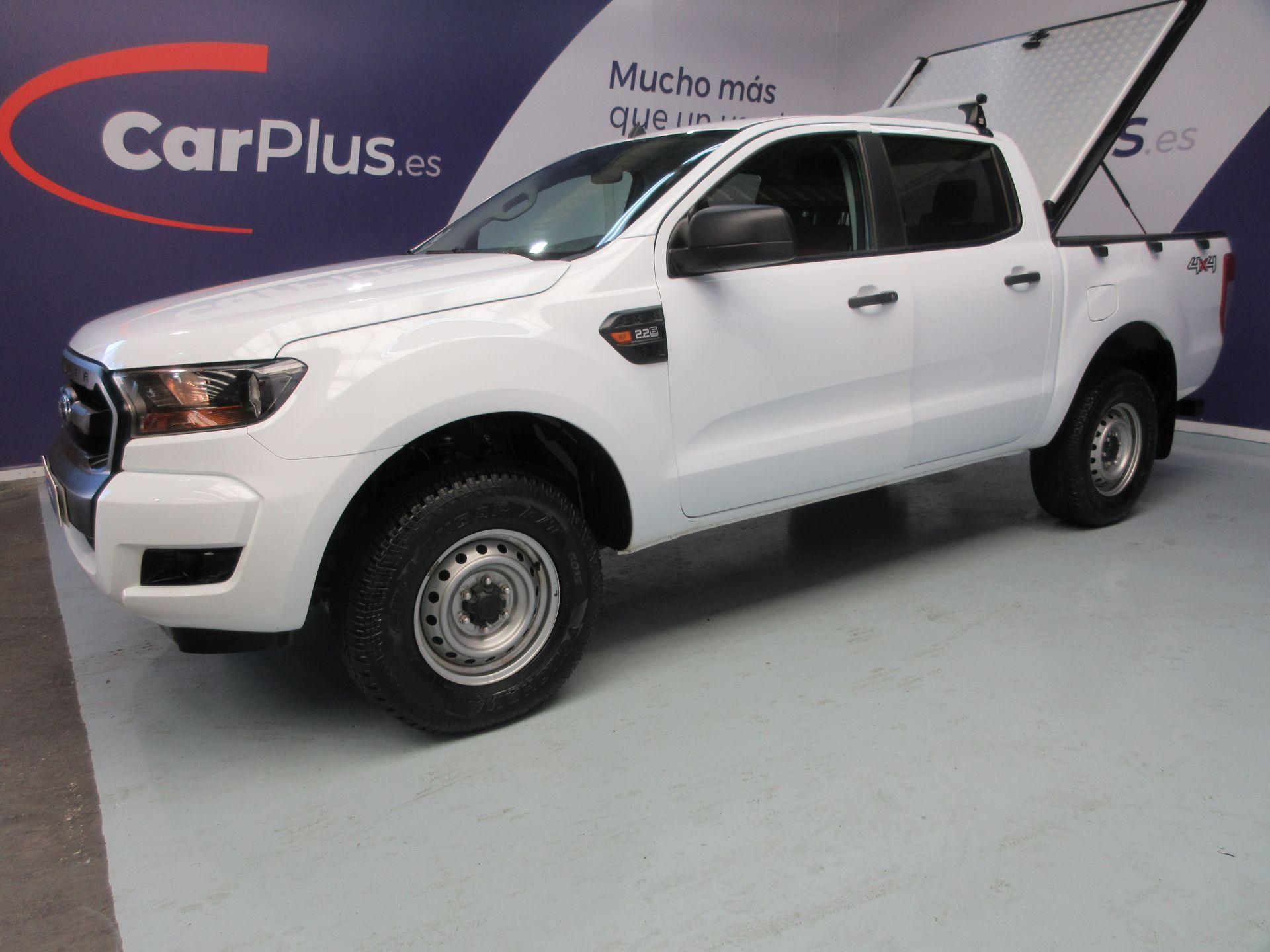 Ford Ranger ocasión segunda mano 2017 Diésel por 19.890€ en Madrid