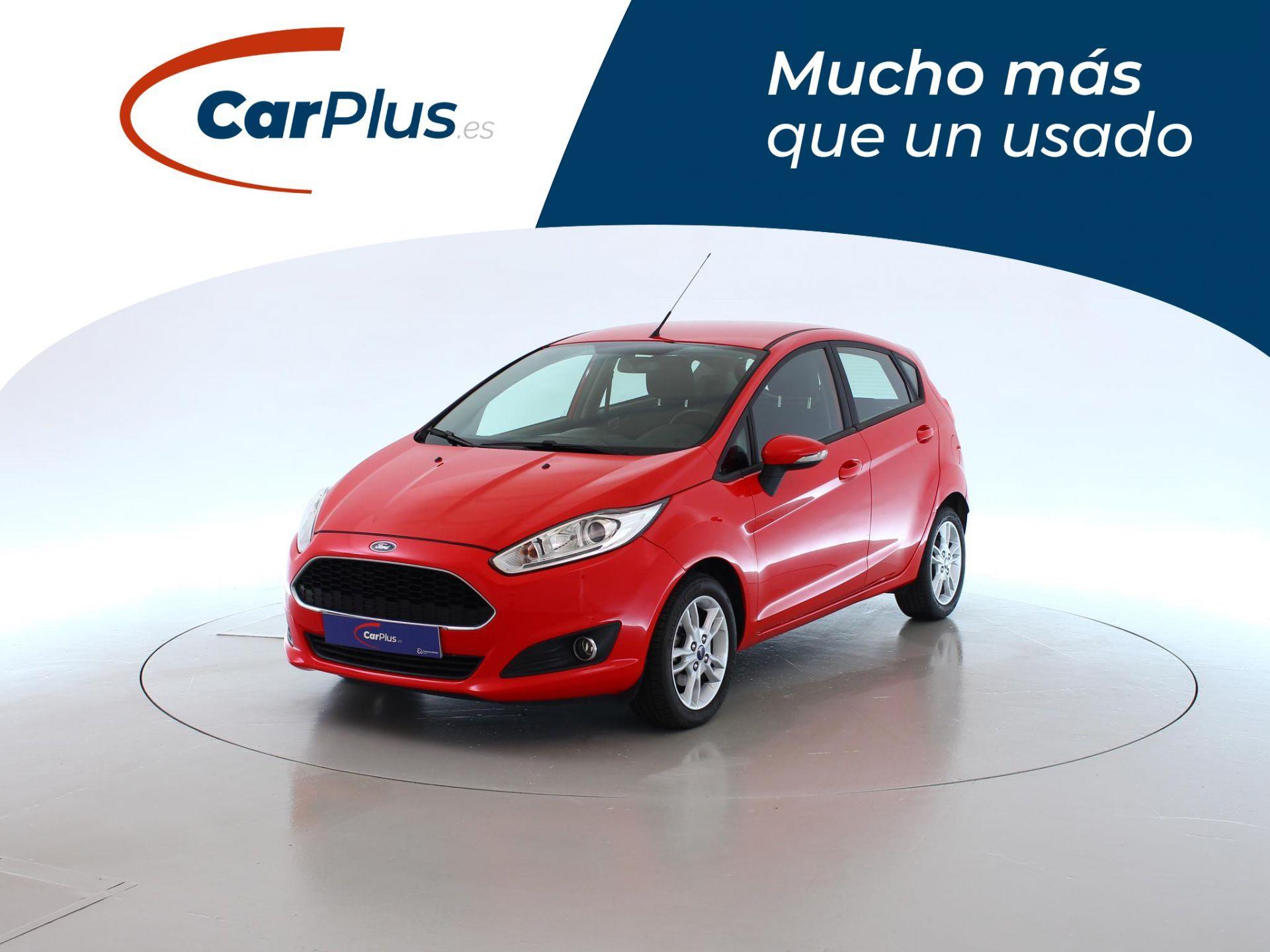 Ford Fiesta ocasión segunda mano 2017 Diésel por 9.990€ en Madrid