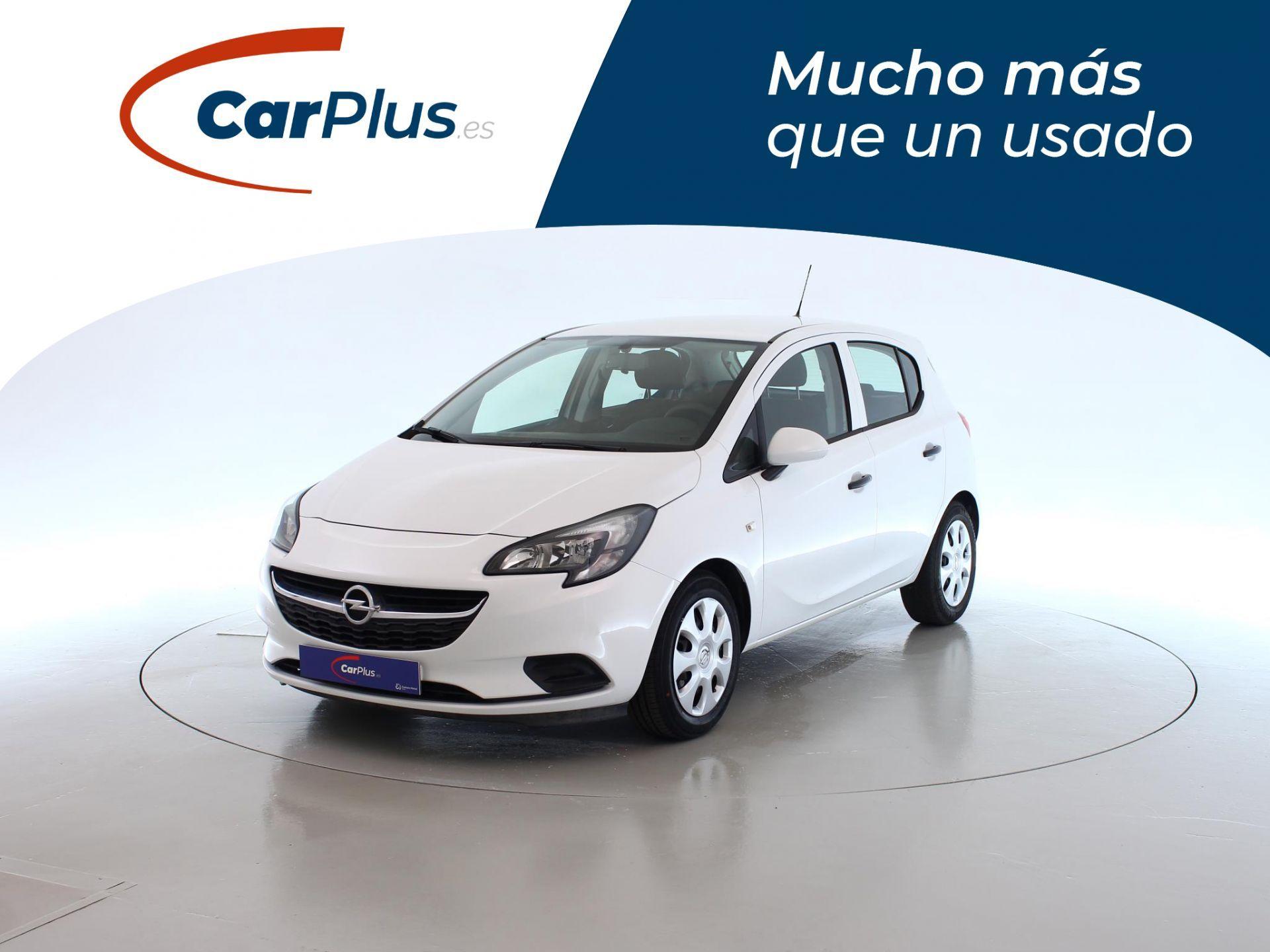 Opel Corsa ocasión segunda mano 2016 Diésel por 8.490€ en Madrid