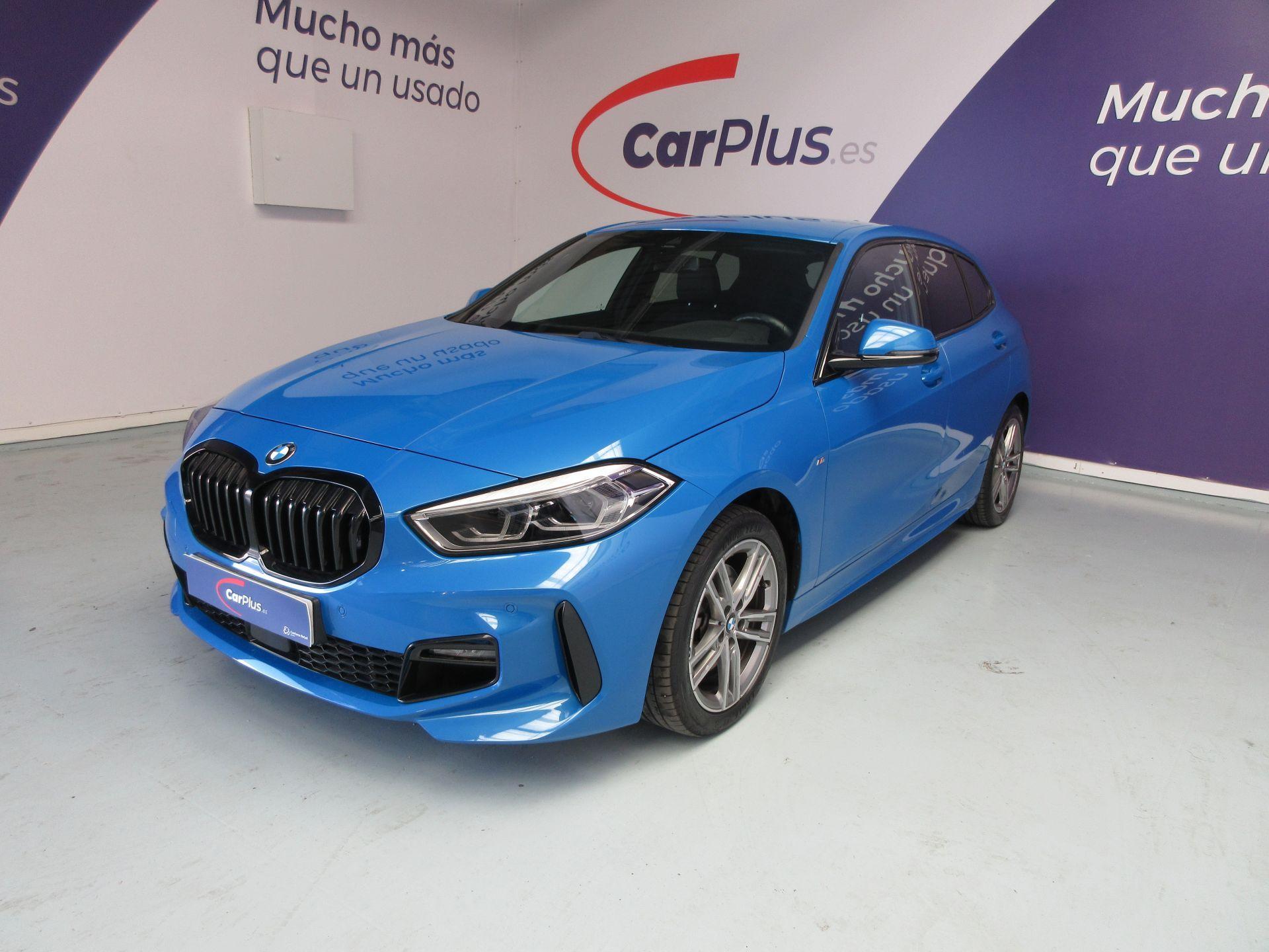 BMW Serie 1 ocasión segunda mano 2020 Diésel por 27.990€ en Madrid