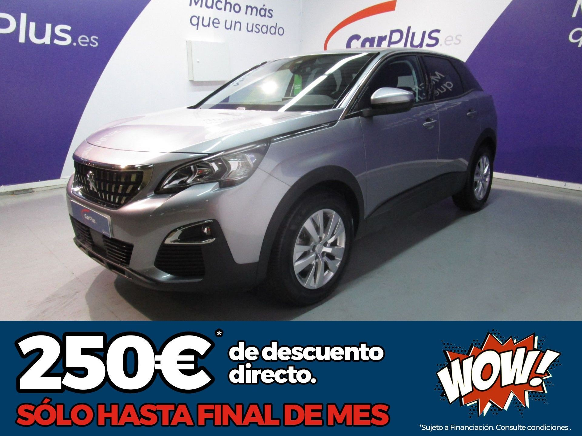 Peugeot 3008 ocasión segunda mano 2020 Diésel por 24.690€ en Madrid