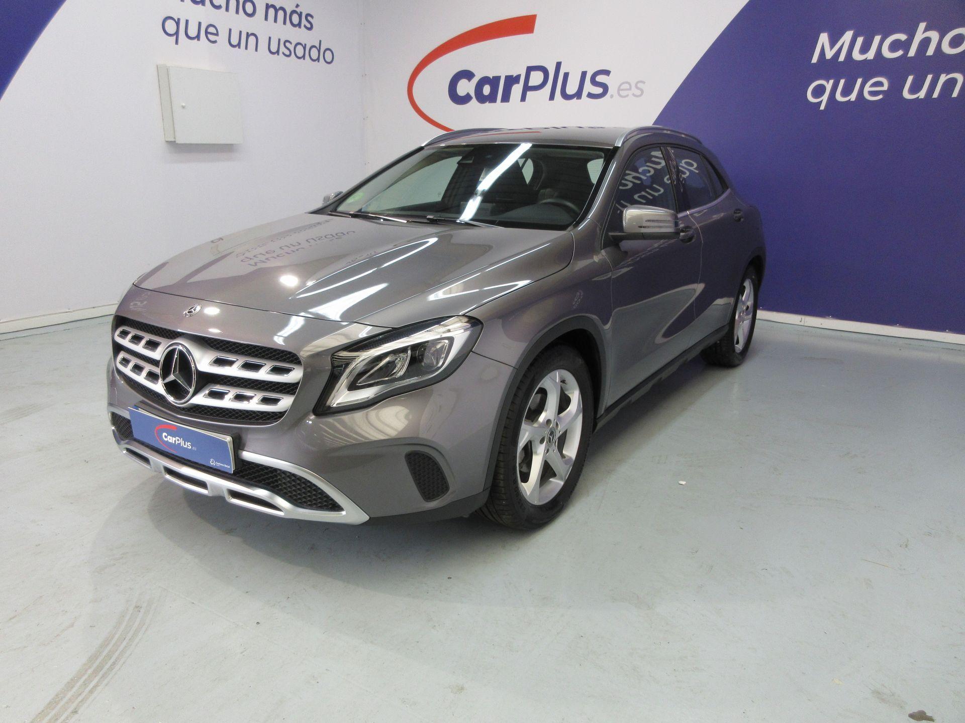 Mercedes Benz GLA ocasión segunda mano 2017 Diésel por 26.490€ en Madrid