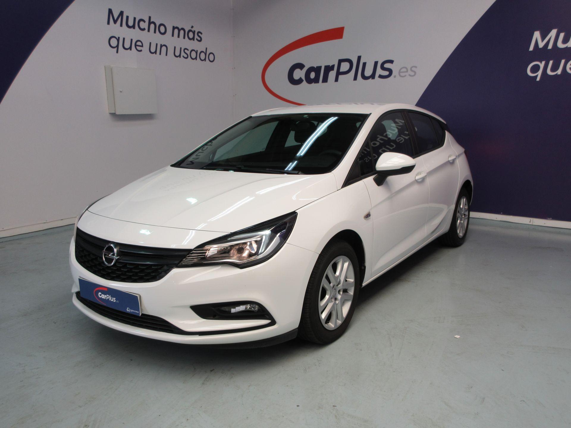 Array Opel Astra 2017 Diésel por 11.490€ en Madrid
