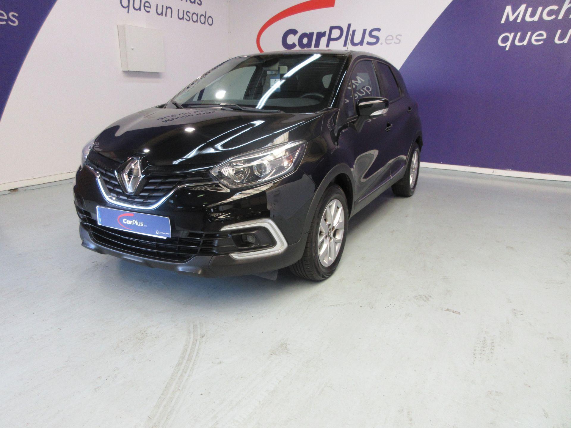 Renault Captur ocasión segunda mano 2019 Gasolina por 13.990€ en Madrid