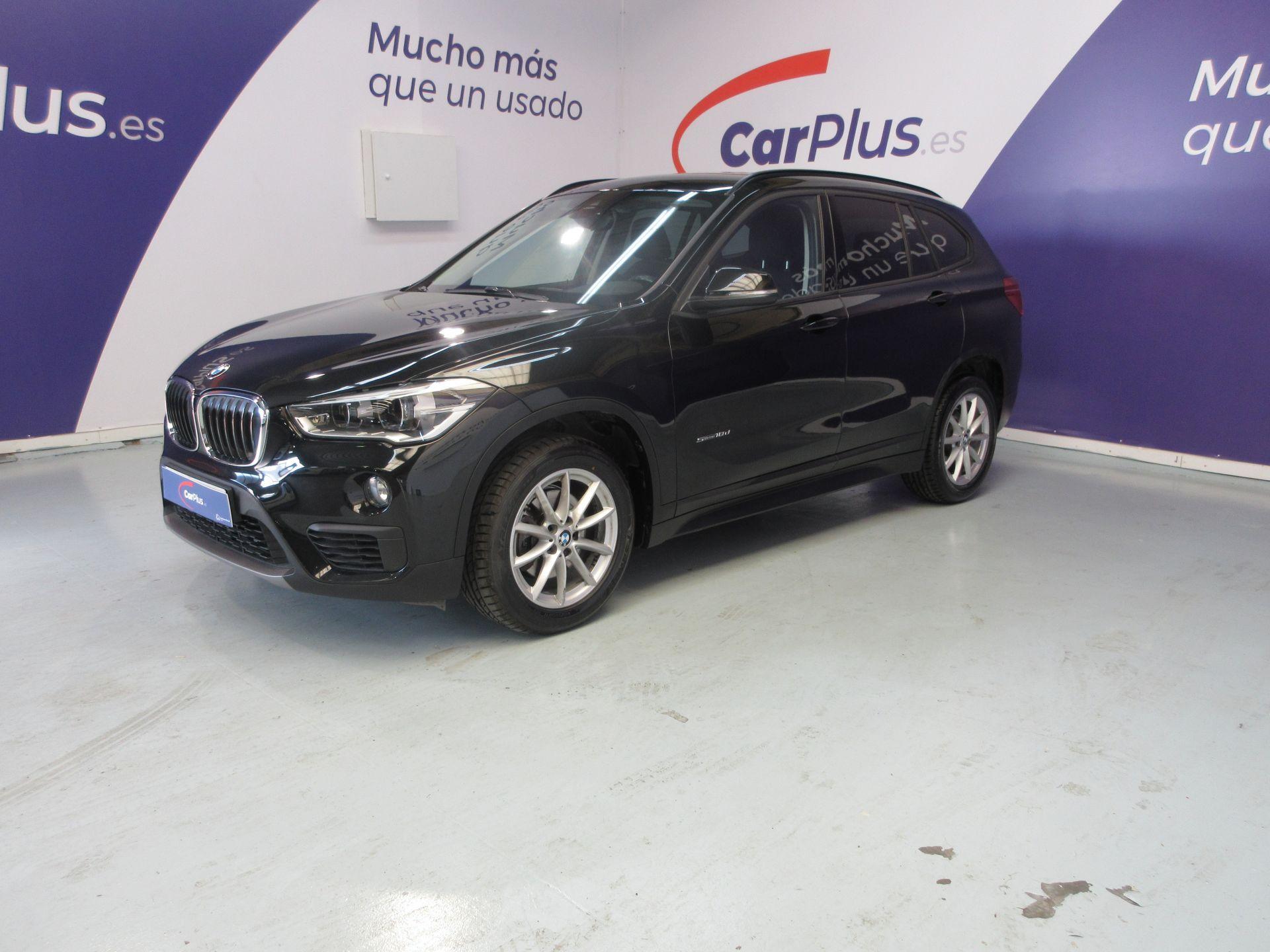 BMW X1 ocasión segunda mano 2017 Diésel por 21.590€ en Madrid