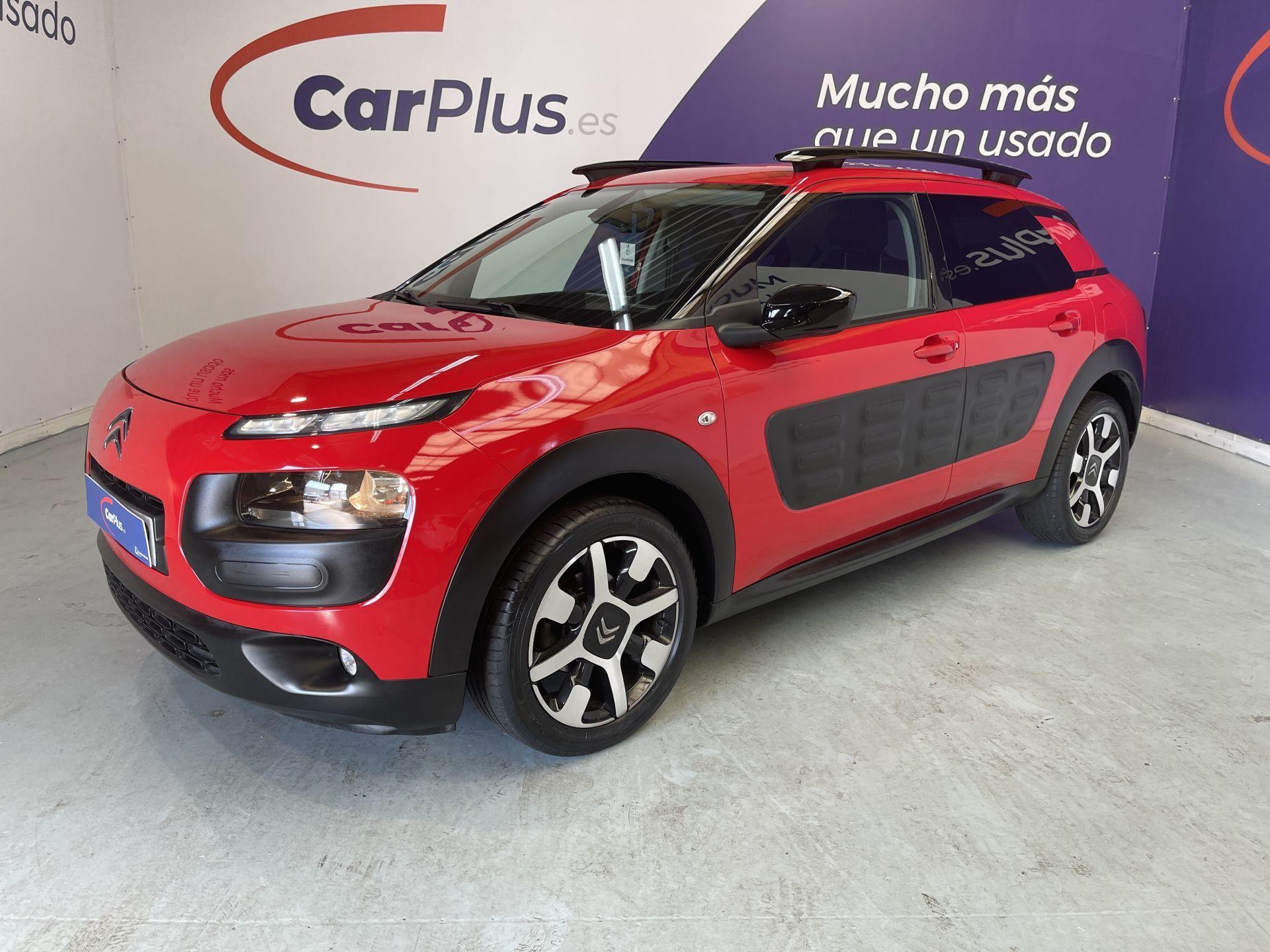 Citroën C4 Cactus ocasión segunda mano 2015 Gasolina por 9.990€ en Madrid