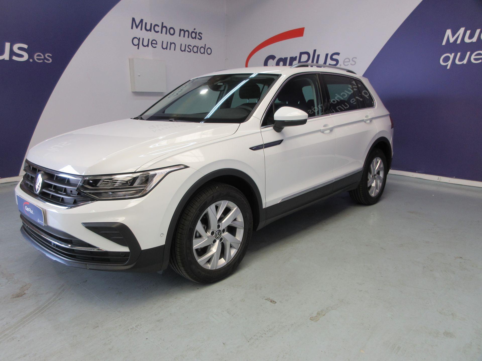Volkswagen Tiguan ocasión segunda mano 2021 Gasolina por 31.990€ en Madrid