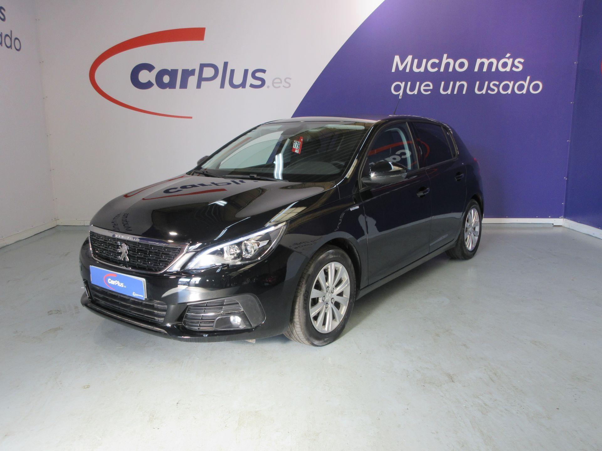 Peugeot 308 ocasión segunda mano 2020 Diésel por 17.790€ en Madrid