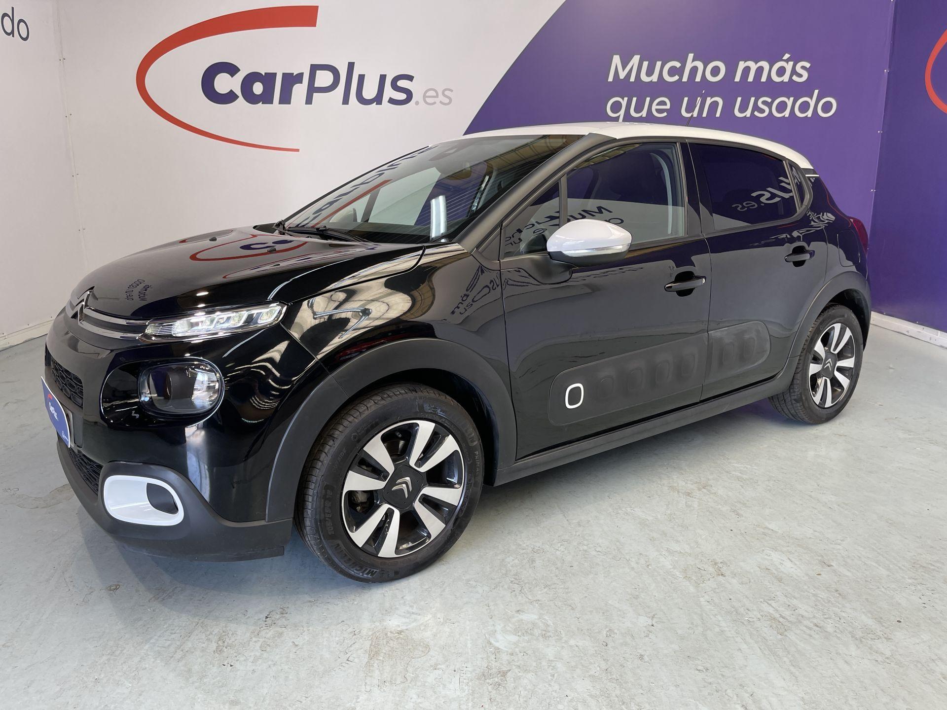 Citroën C3 ocasión segunda mano 2020 Gasolina por 17.490€ en Madrid