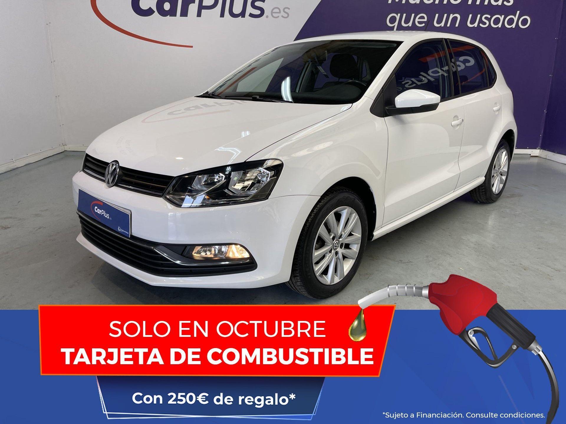 Volkswagen Polo ocasión segunda mano 2017 Gasolina por 12.490€ en Madrid