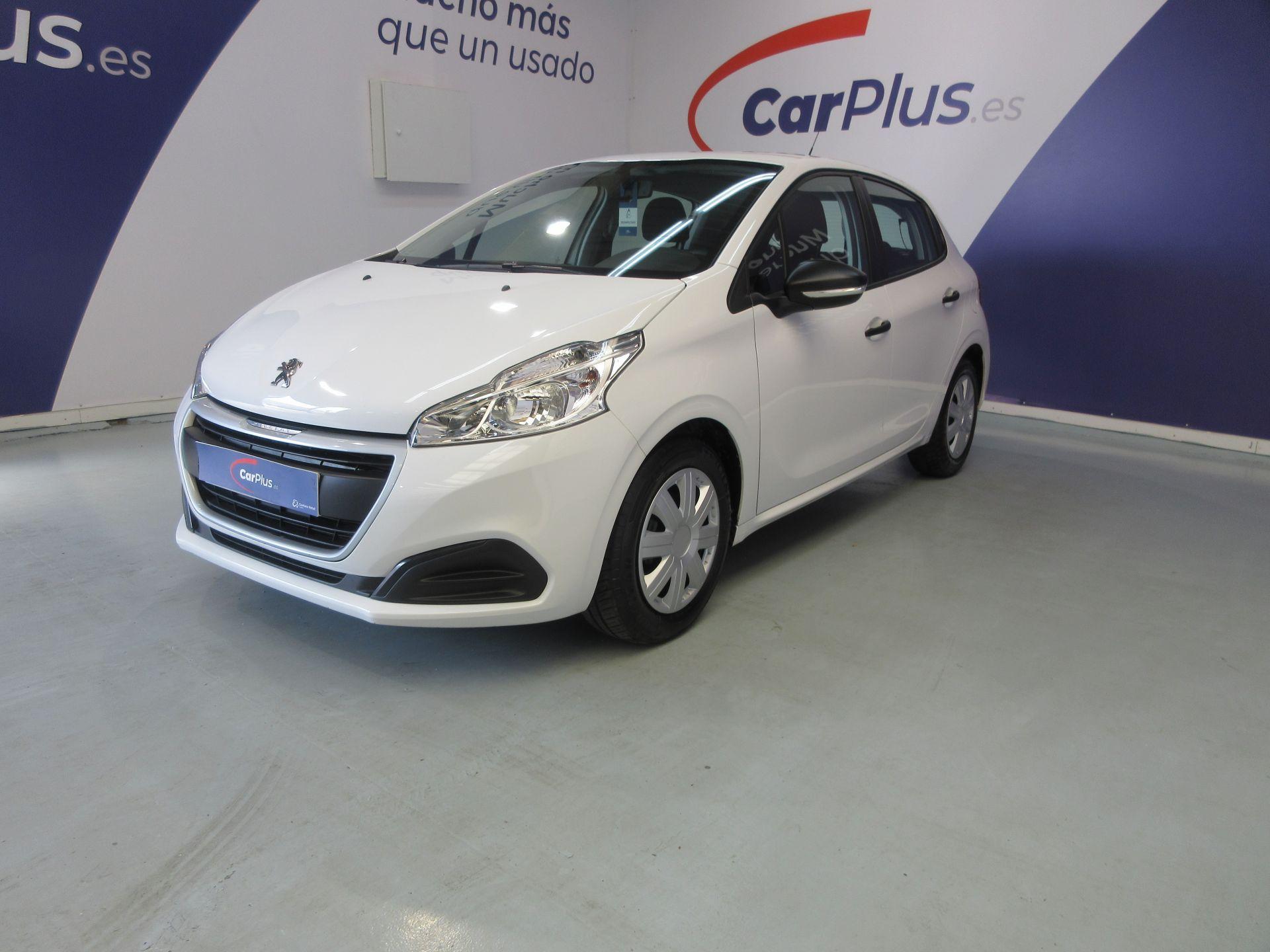 Peugeot 208 ocasión segunda mano 2017 Diésel por 8.990€ en Madrid