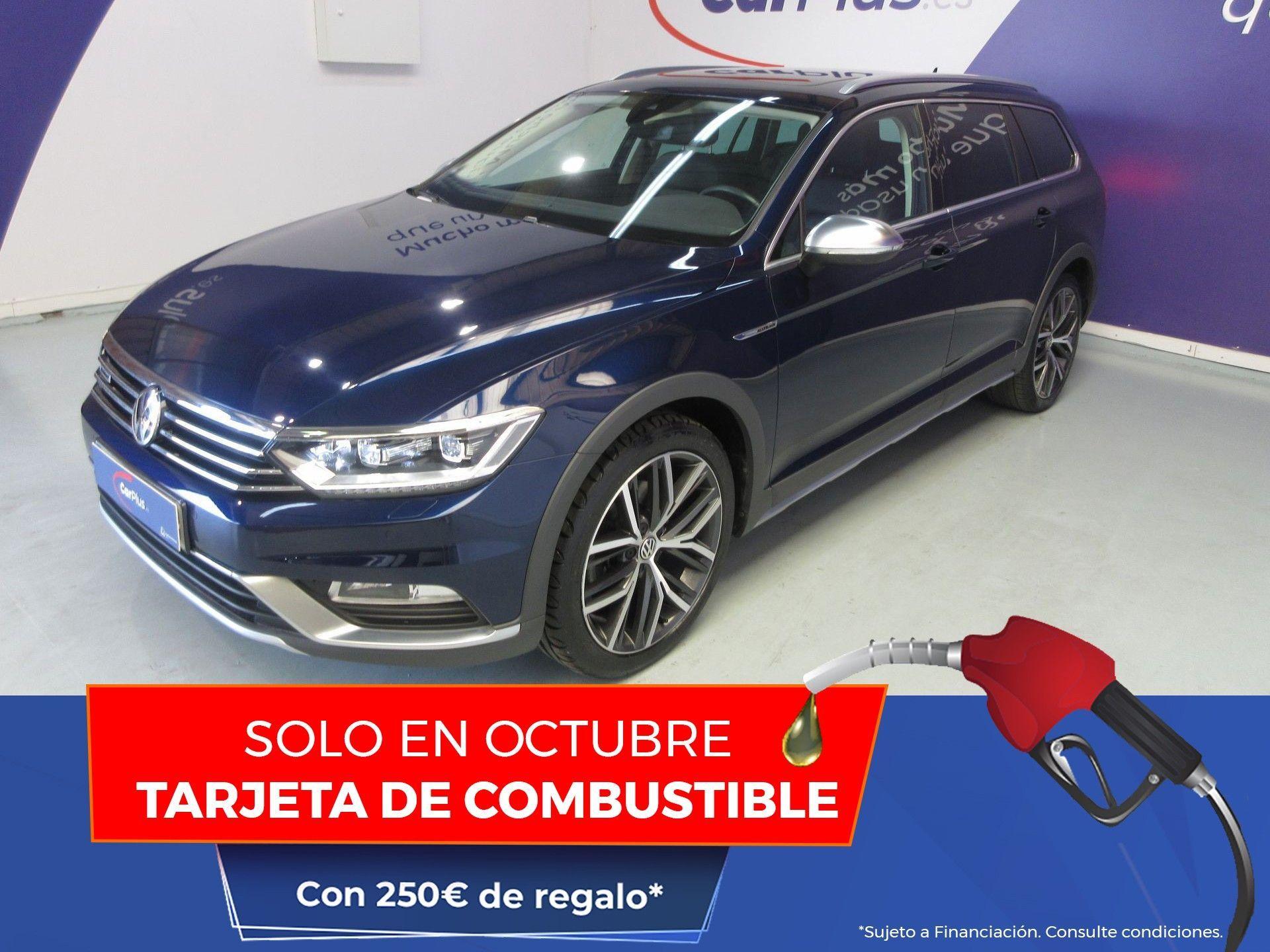 Volkswagen Passat ocasión segunda mano 2019 Diésel por 34.490€ en Madrid