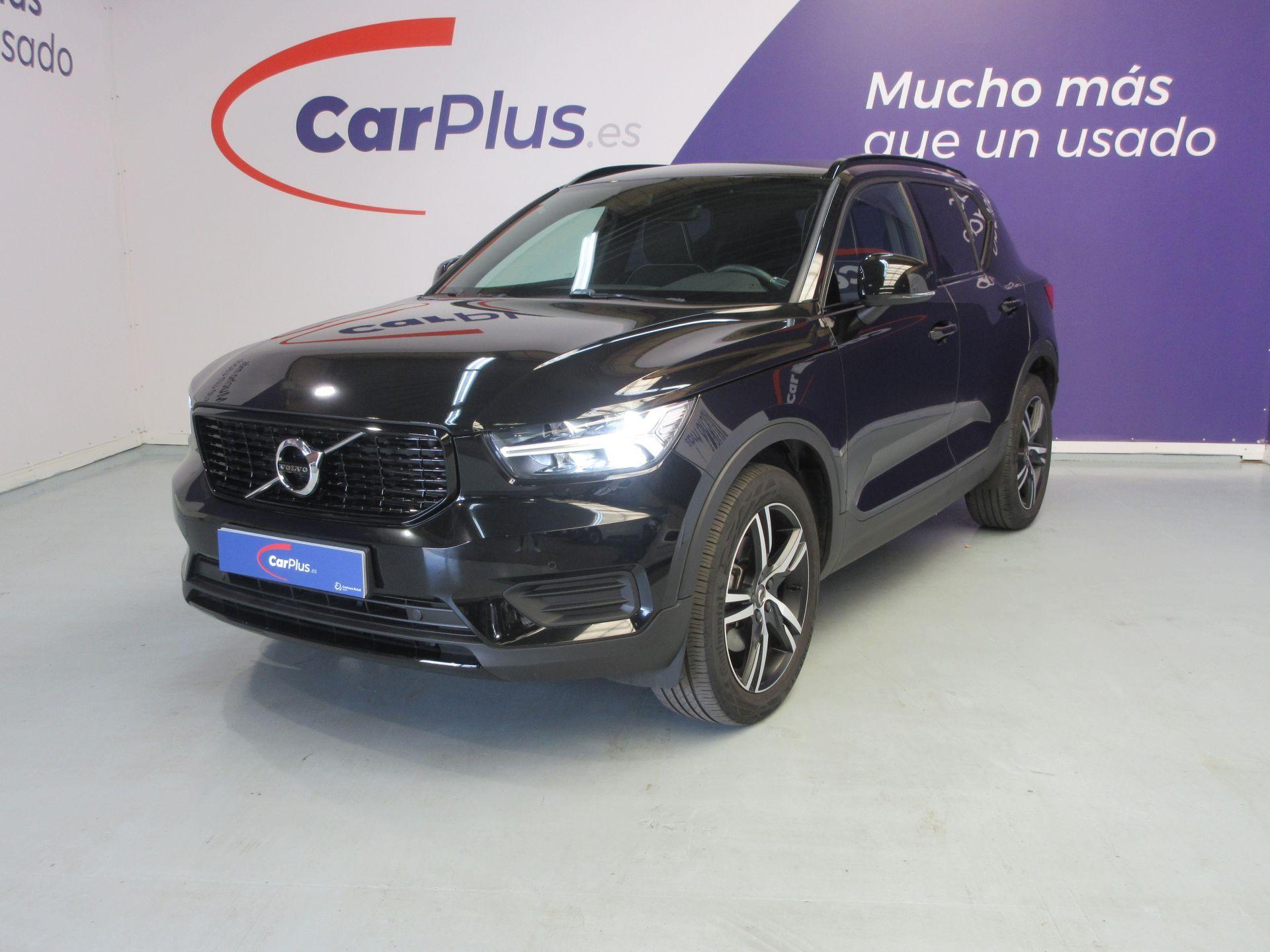 Volvo XC40 ocasión segunda mano 2020 Gasolina por 43.490€ en Madrid