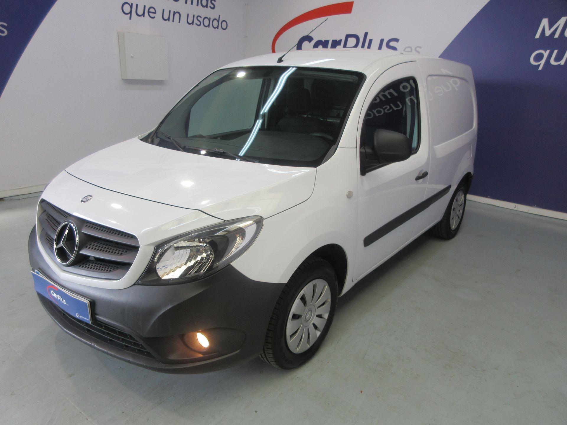 Mercedes Benz Citan ocasión segunda mano 2018 Diésel por 11.290€ en Madrid